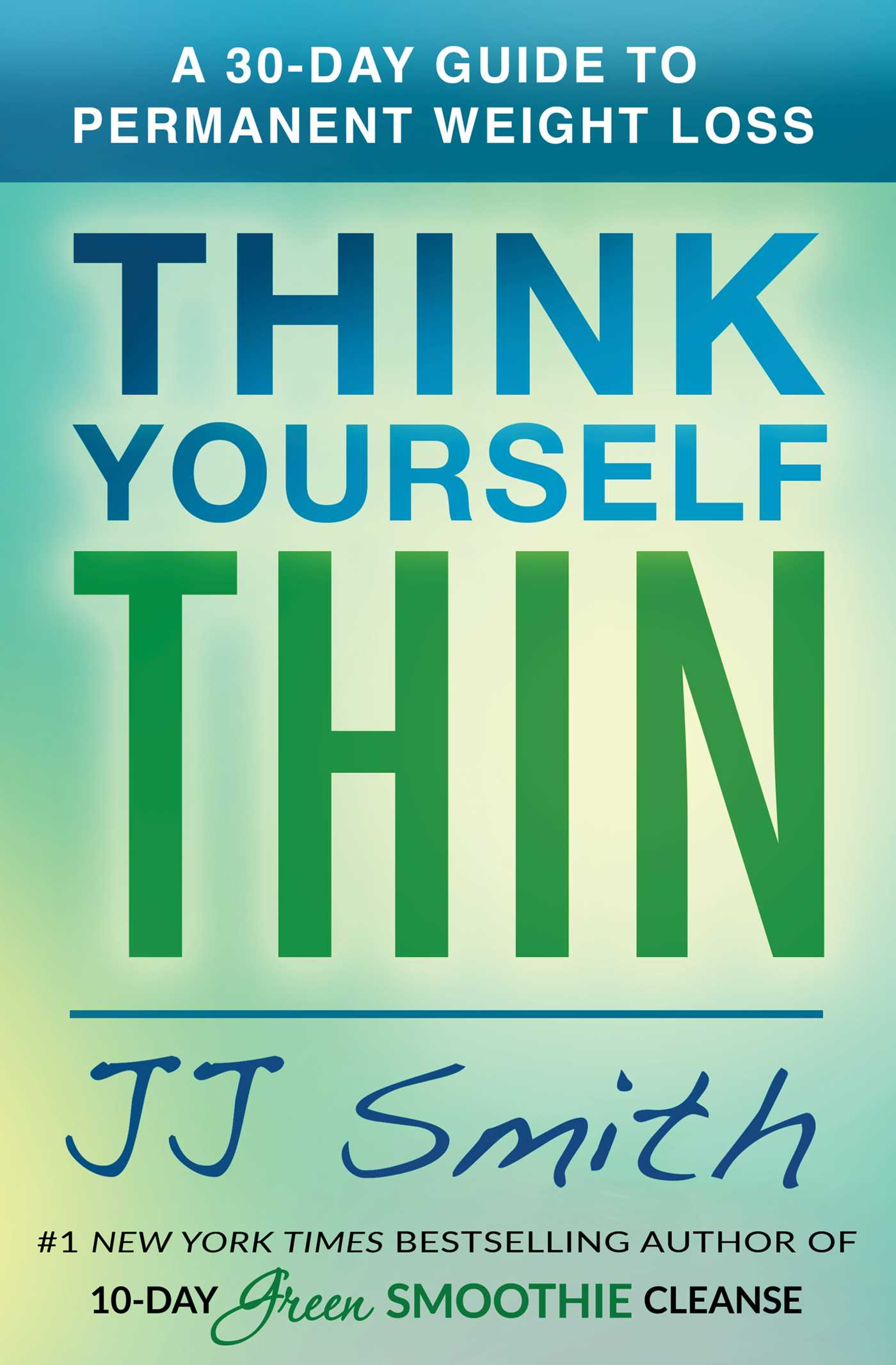 Think yourself thin 9781501177132 hr