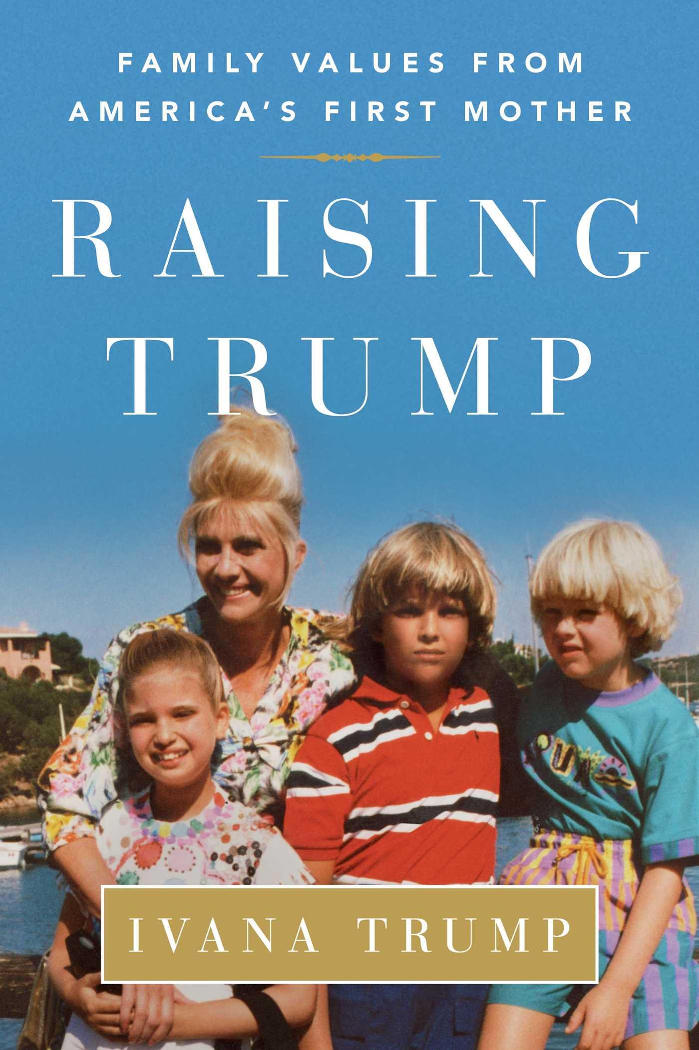 Raising trump 9781501177293 hr