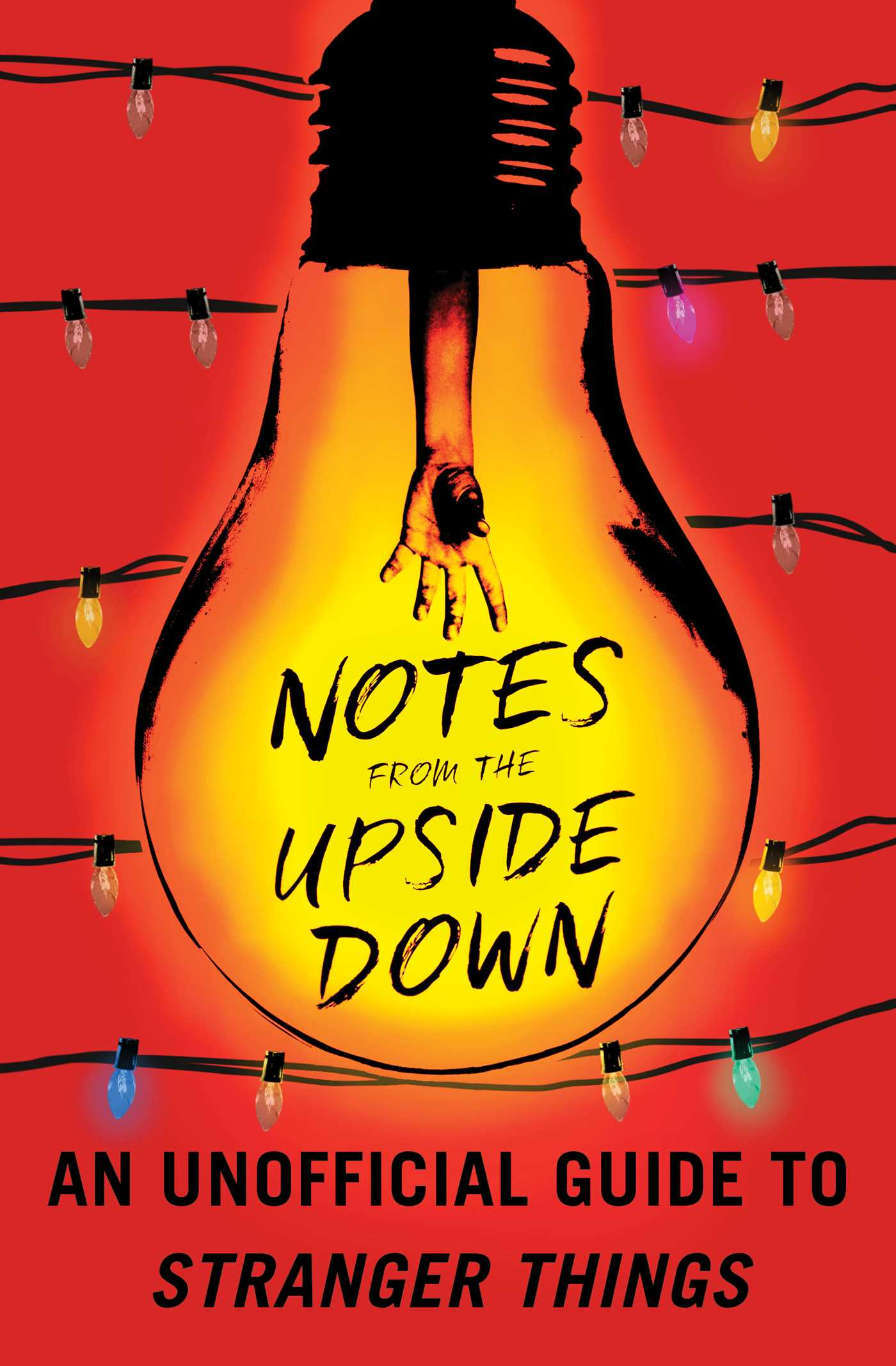 Notes from the upside down 9781501178030 hr
