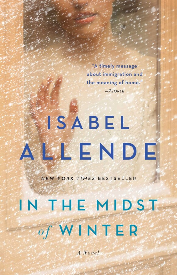 In The Midst Of Winter Book By Isabel Allende Official Publisher
