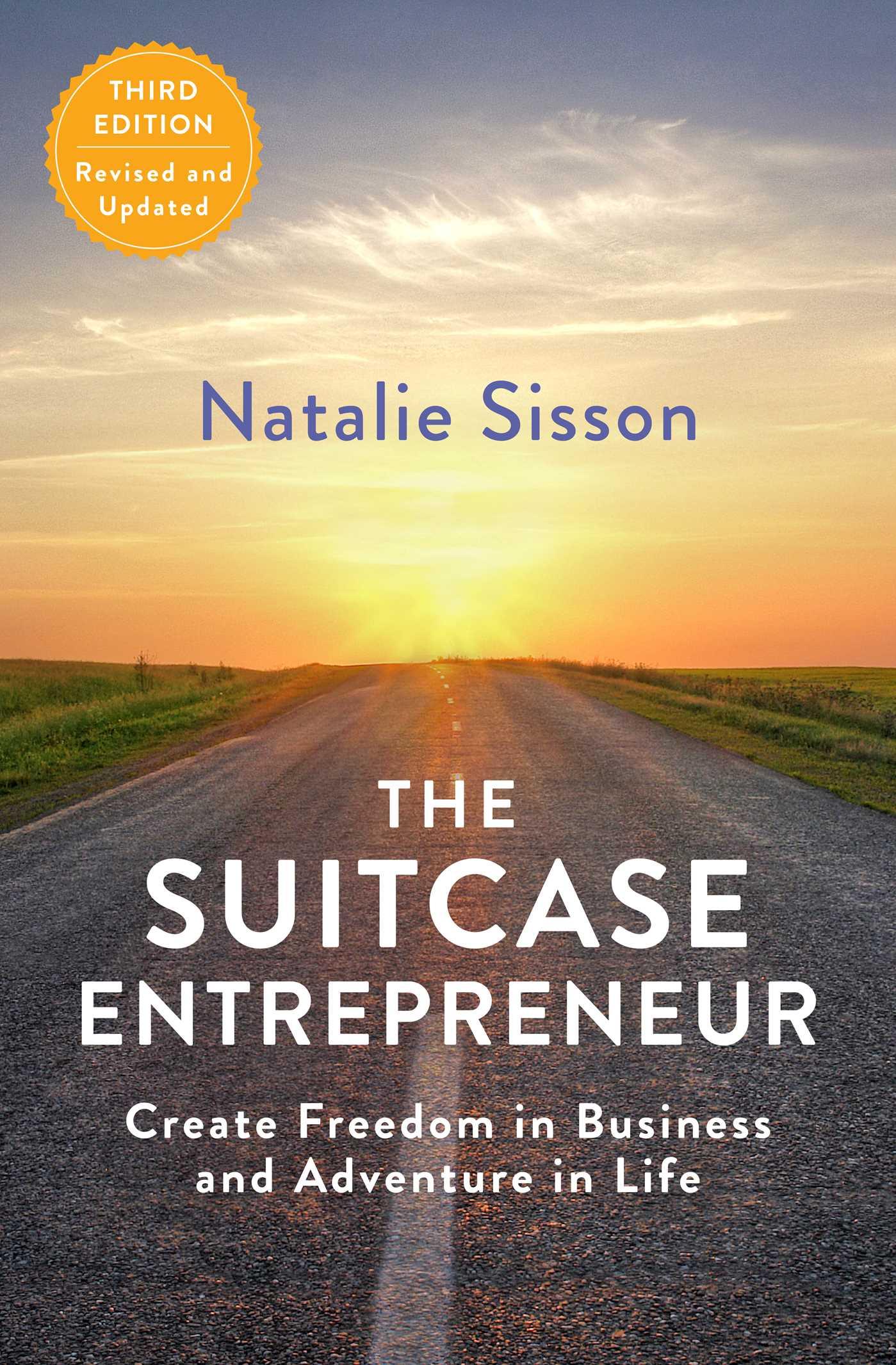 The suitcase entrepreneur 9781501178177 hr