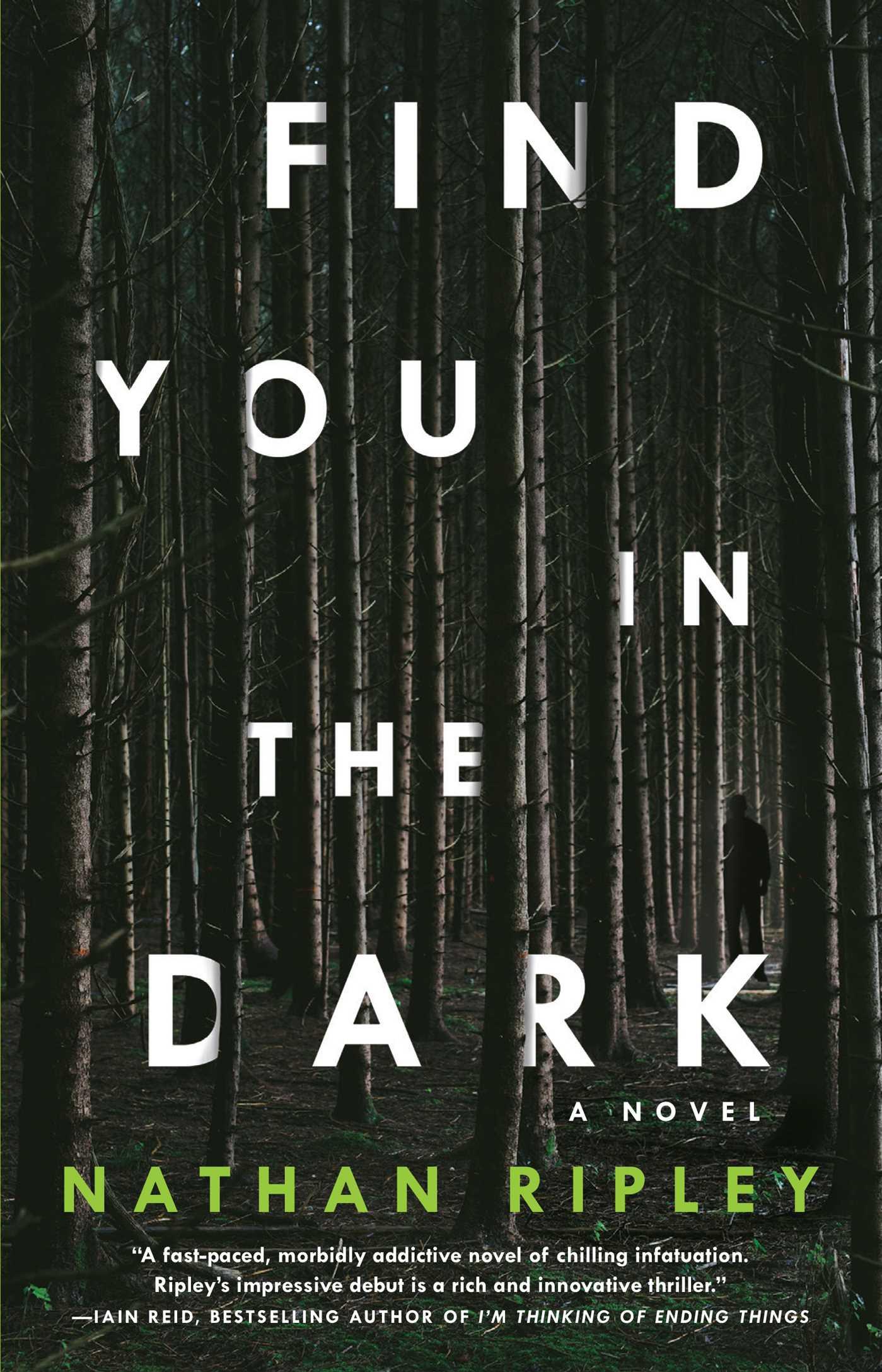 Find you in the dark 9781501178221 hr