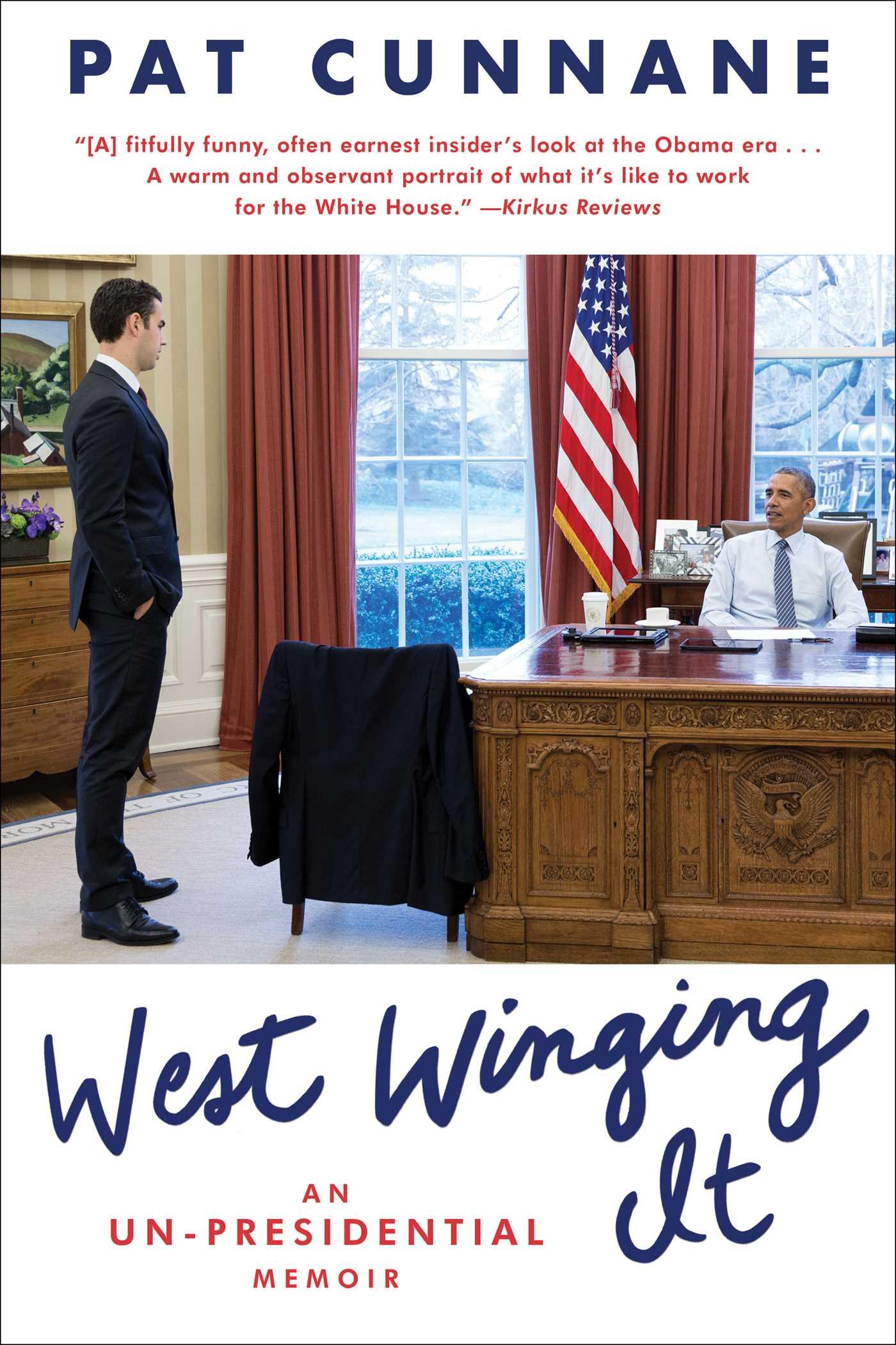 West winging it 9781501178306 hr