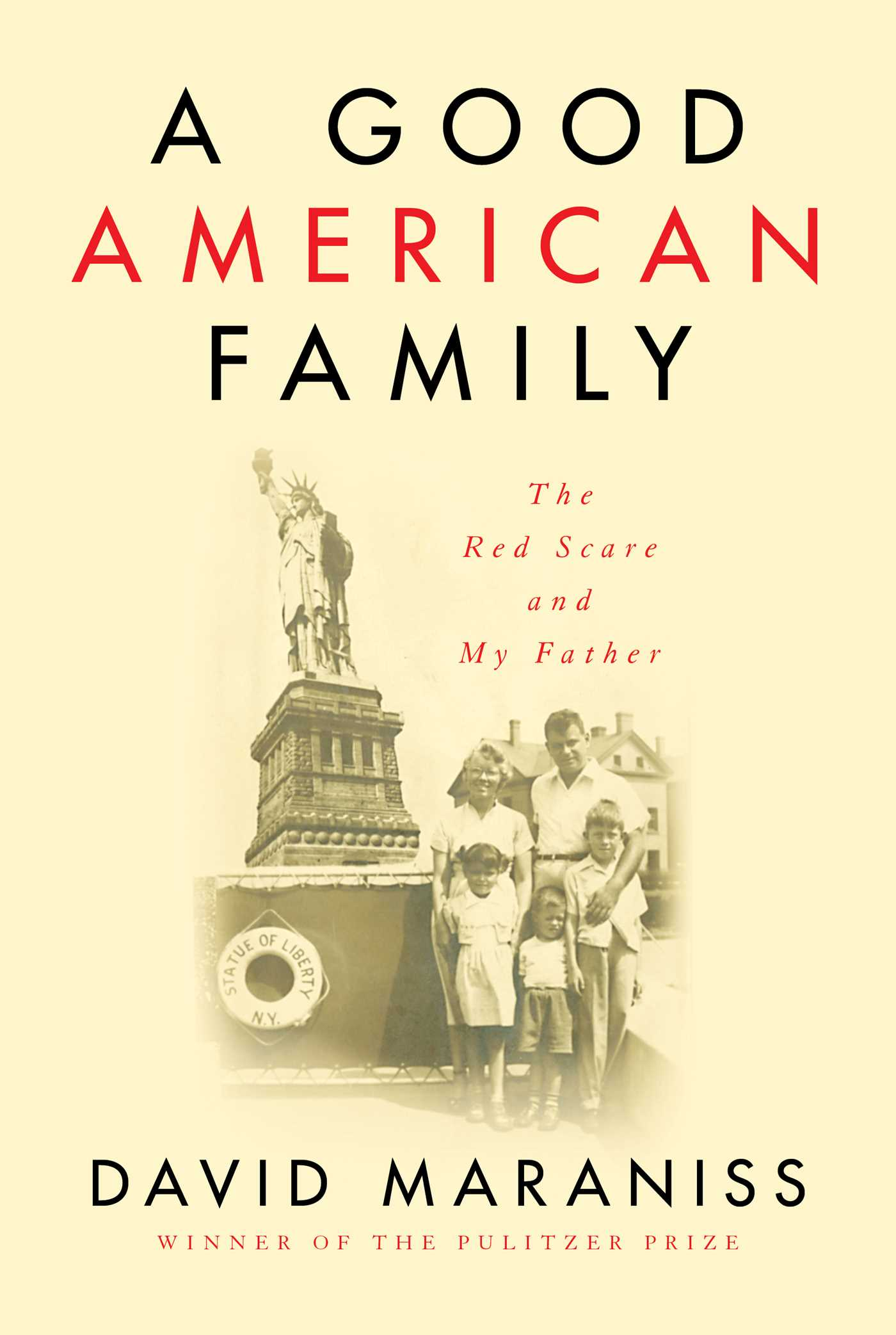A good american family 9781501178375 hr
