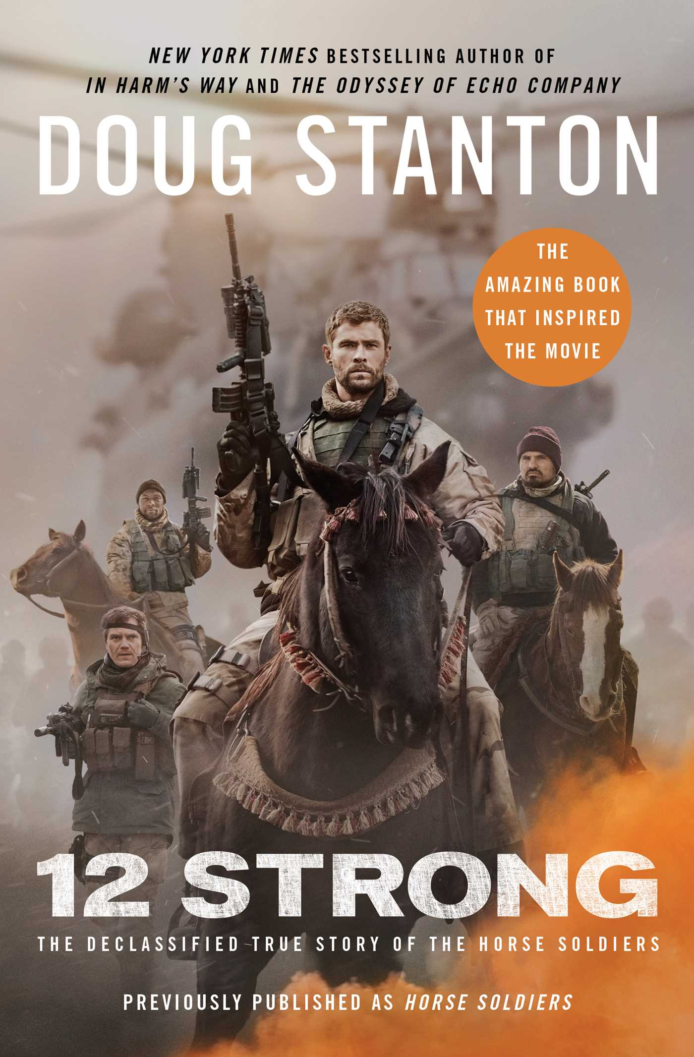 12 Strong Book By Doug Stanton Official Publisher Page
