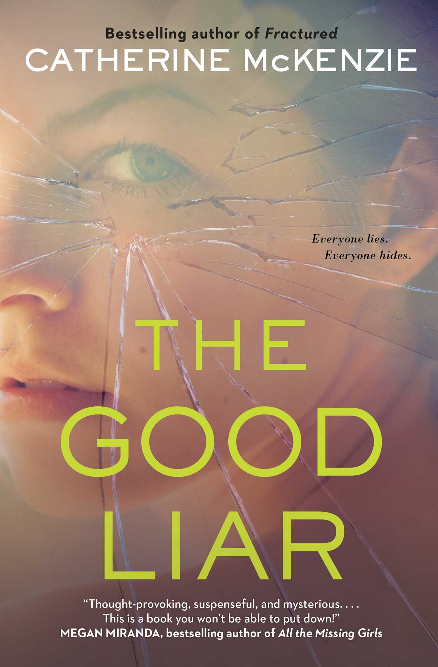 The good liar 9781501178566 hr