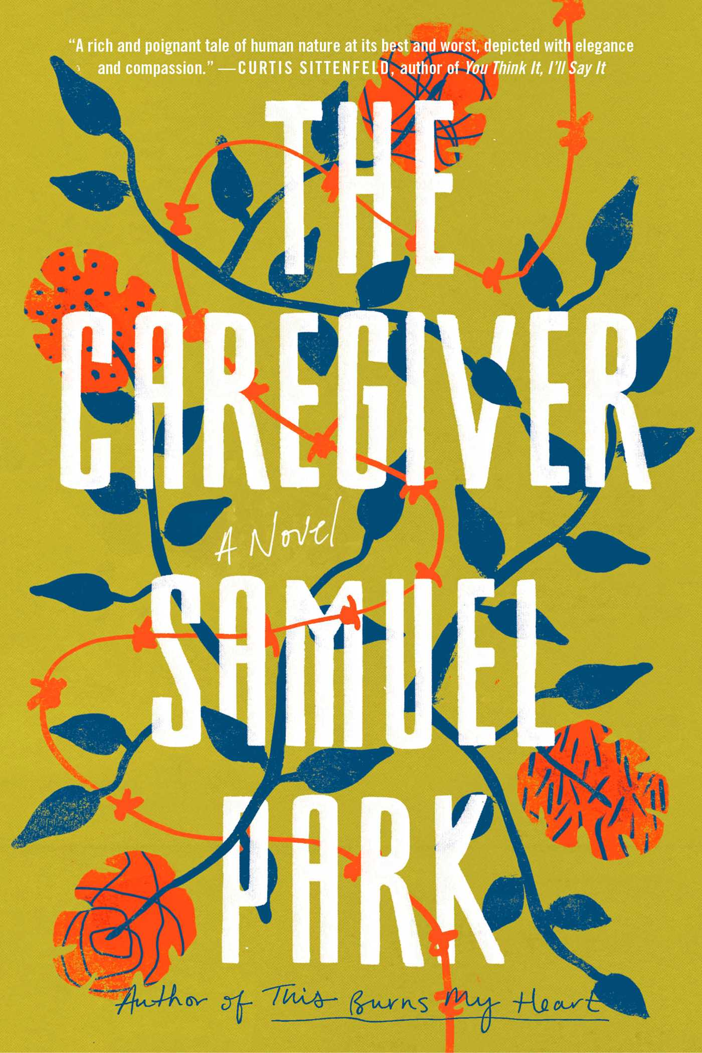 The Caregiver | Book by Samuel Park | Official Publisher Page ...