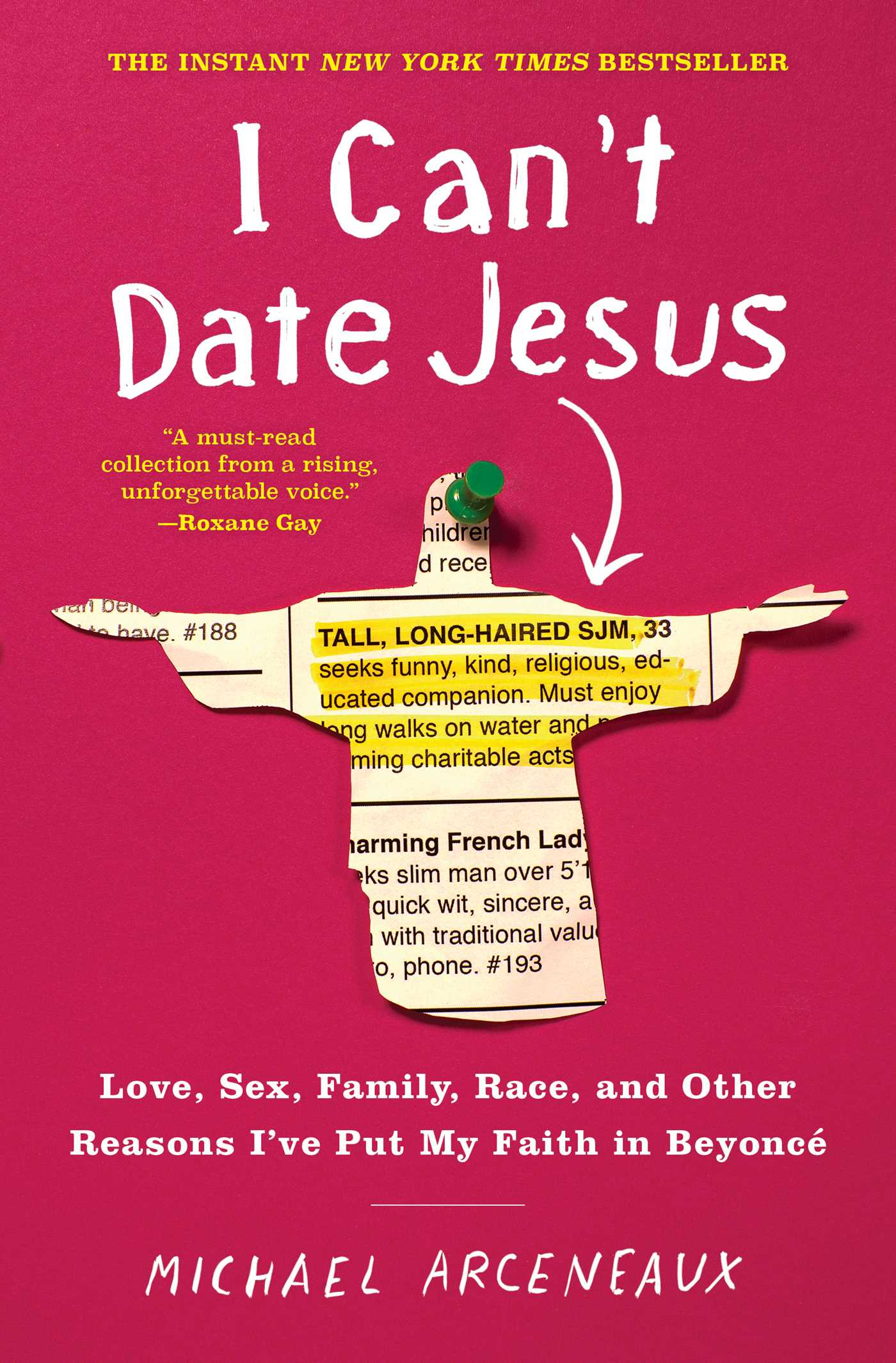 I Can\'t Date Jesus | Book by Michael Arceneaux | Official Publisher ...