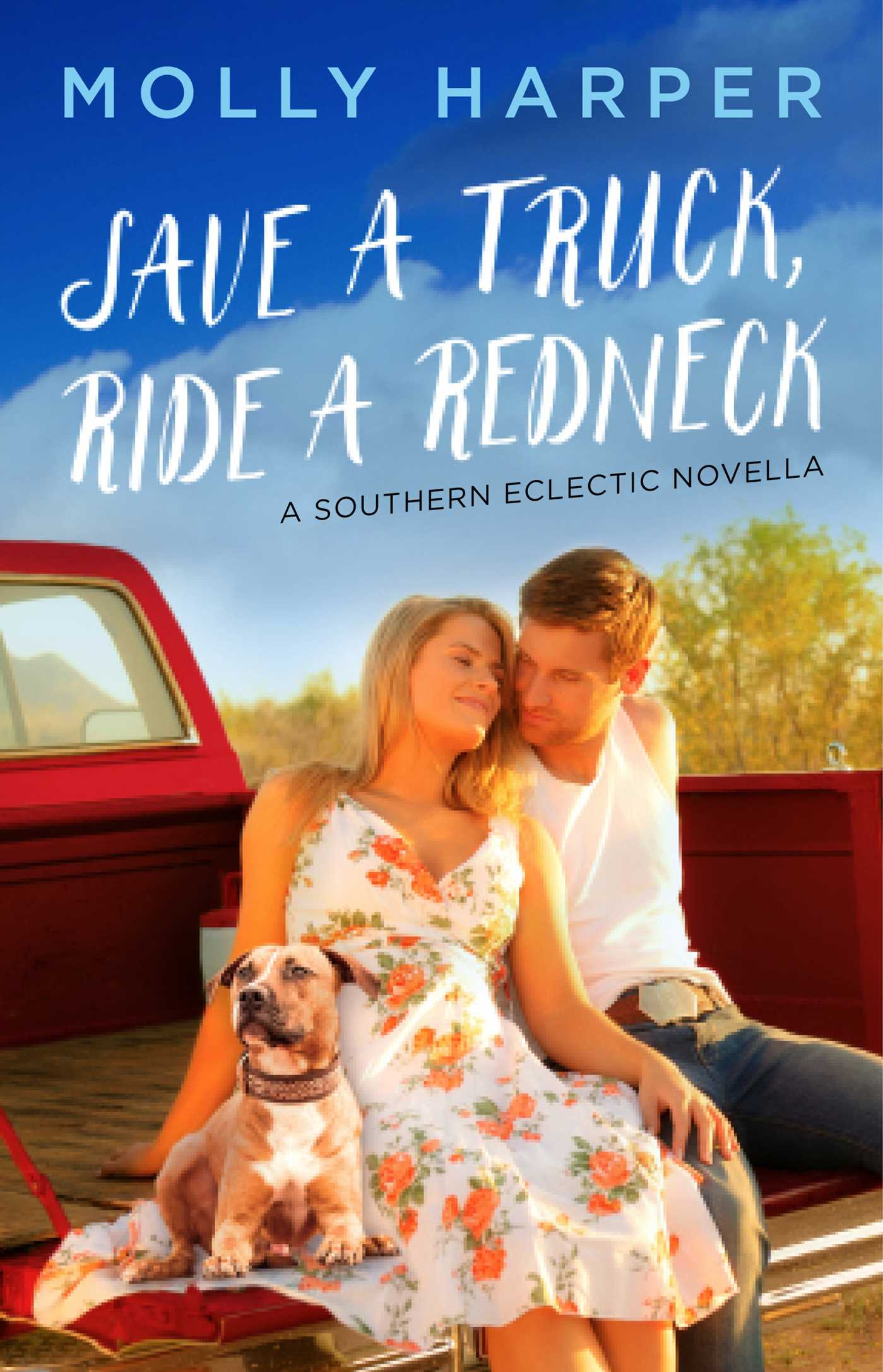 Save a Truck, Ride a Redneck book cover