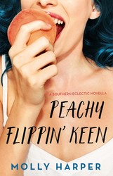 Peachy Flippin' Keen book cover