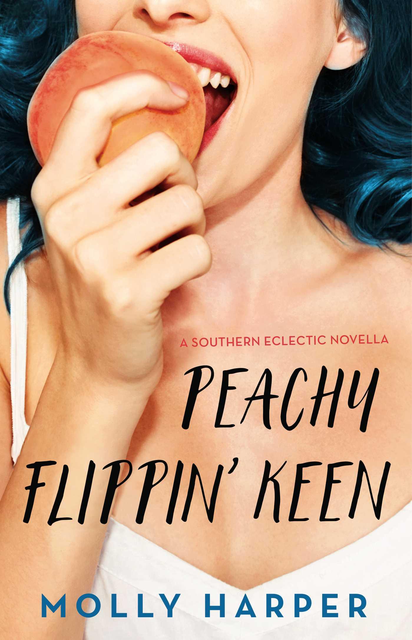Peachy flippin keen 9781501178948 hr