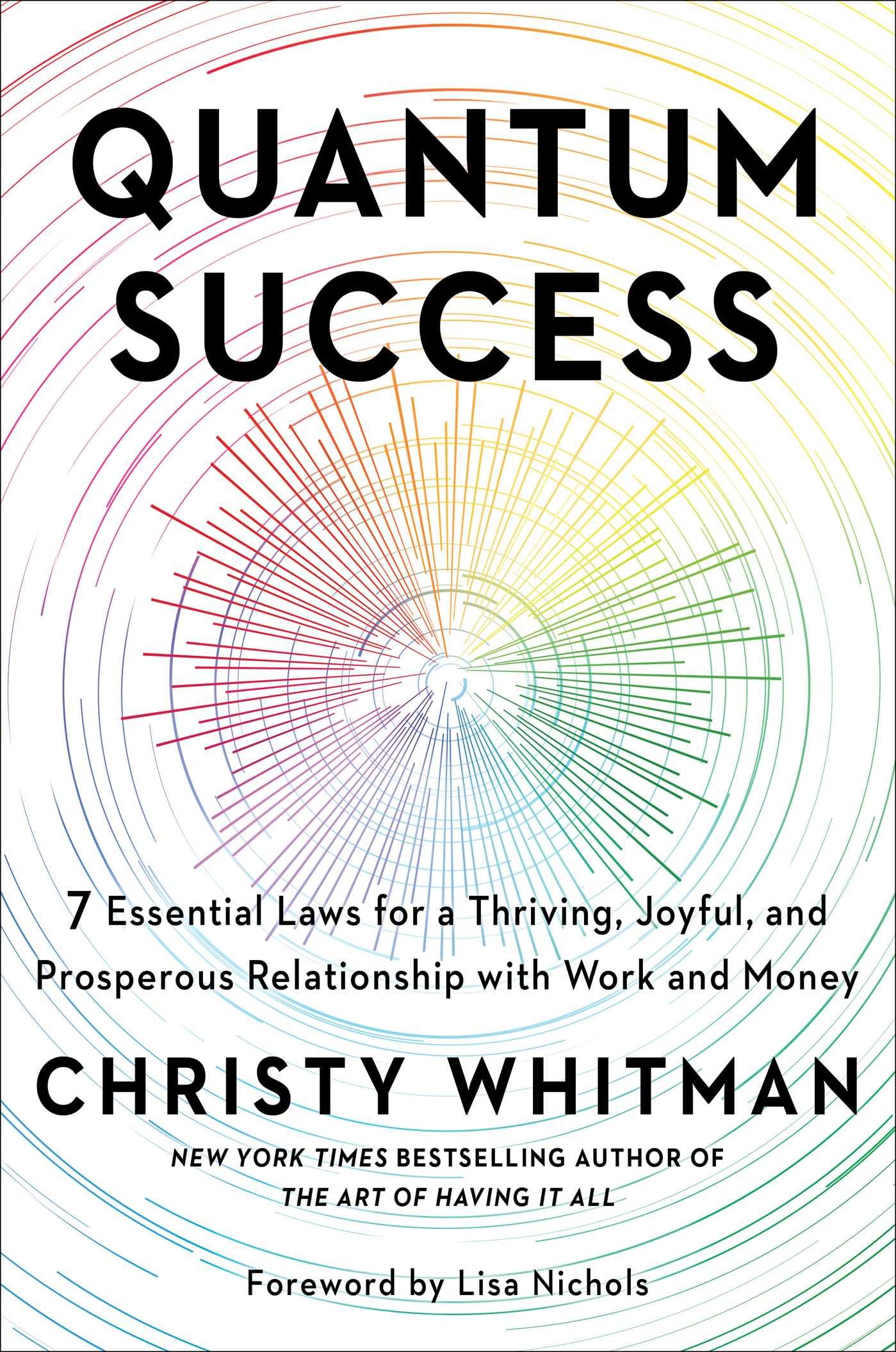 Quantum success 9781501179006 hr