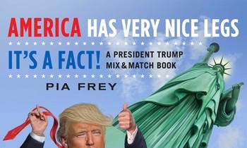 America Has Very Nice Legs—It's a Fact!