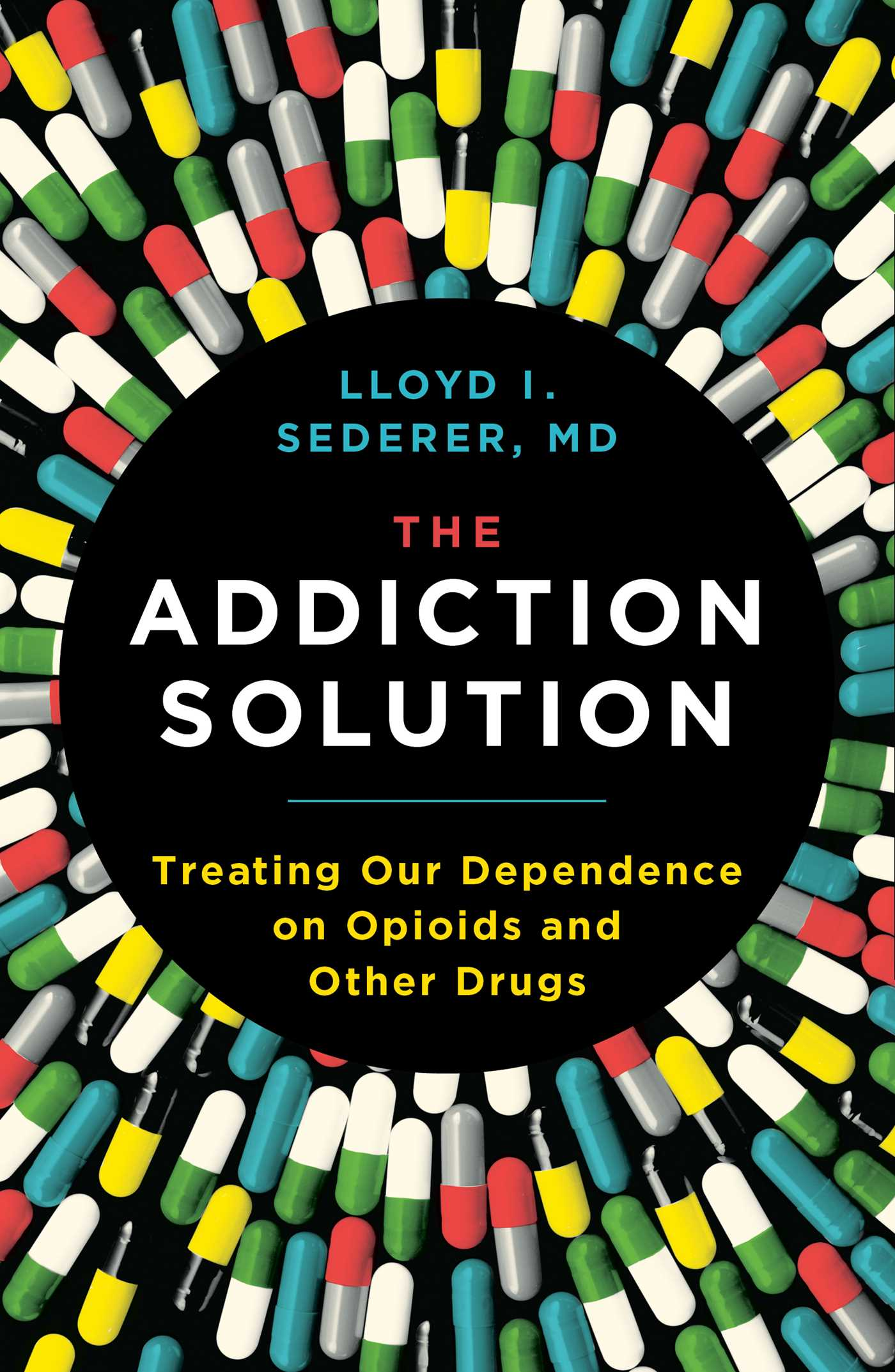 The addiction solution 9781501179440 hr