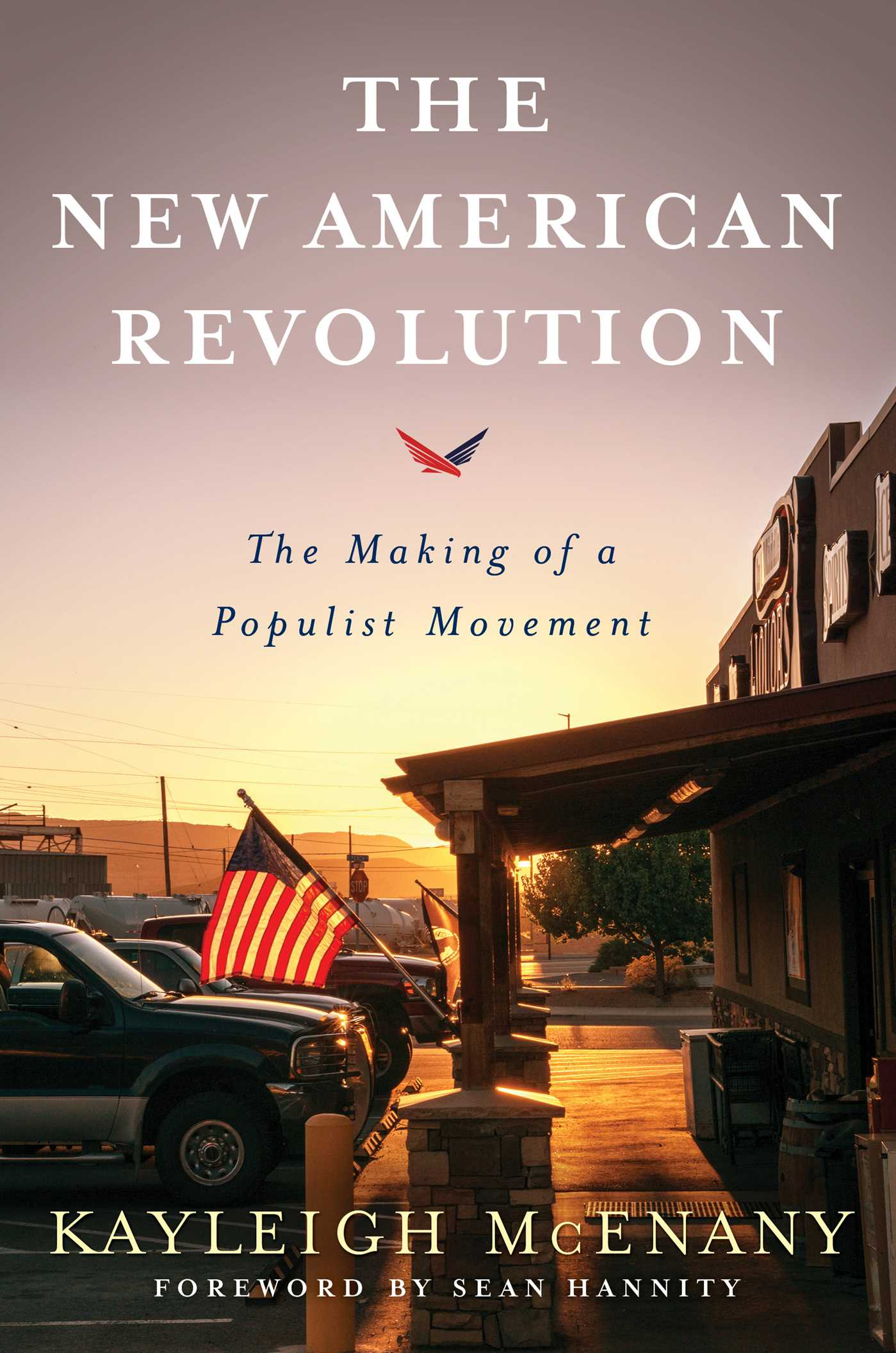 The new american revolution book by kayleigh mcenany sean hannity the new american revolution 9781501179686 hr fandeluxe Choice Image