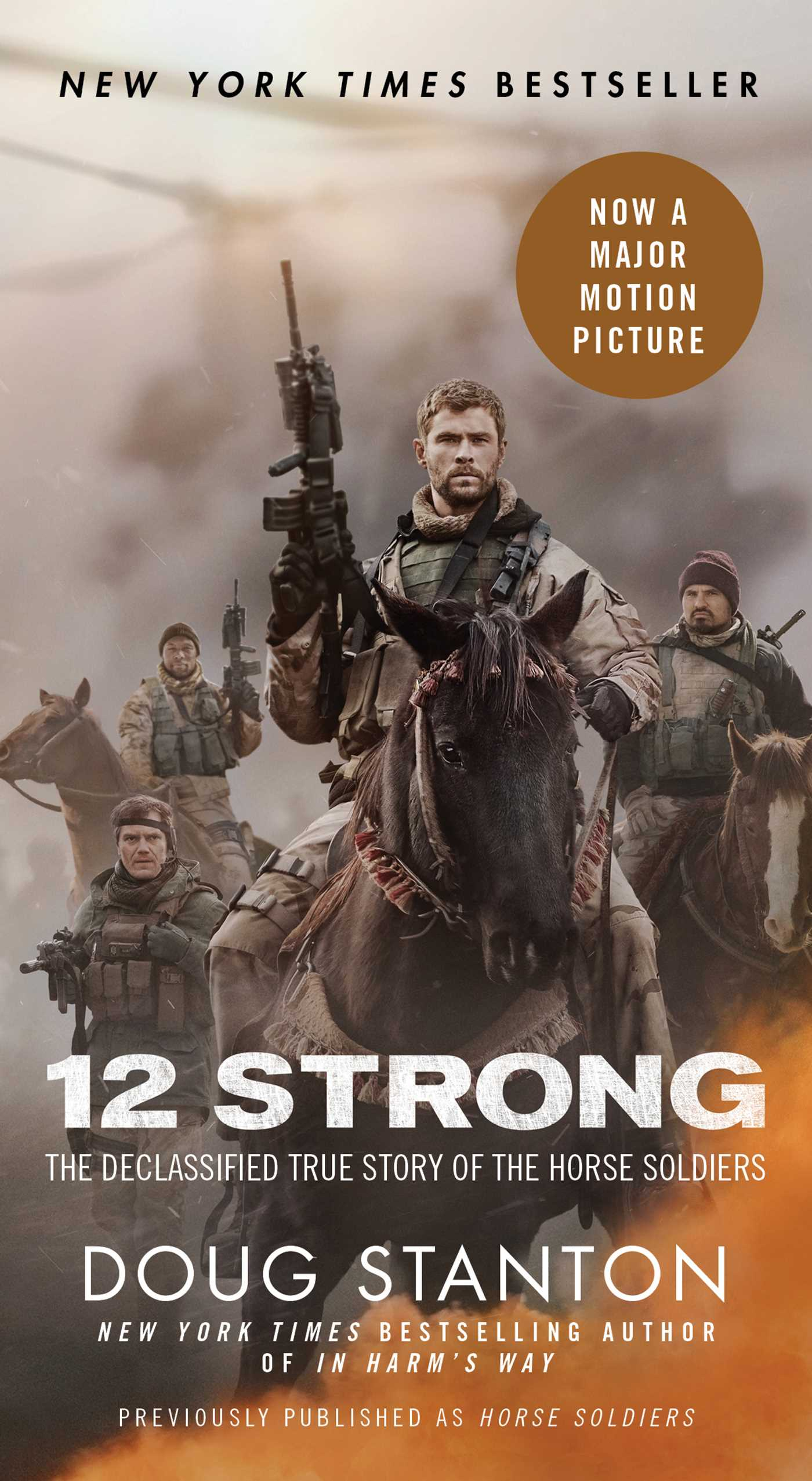 12 strong 9781501179952 hr