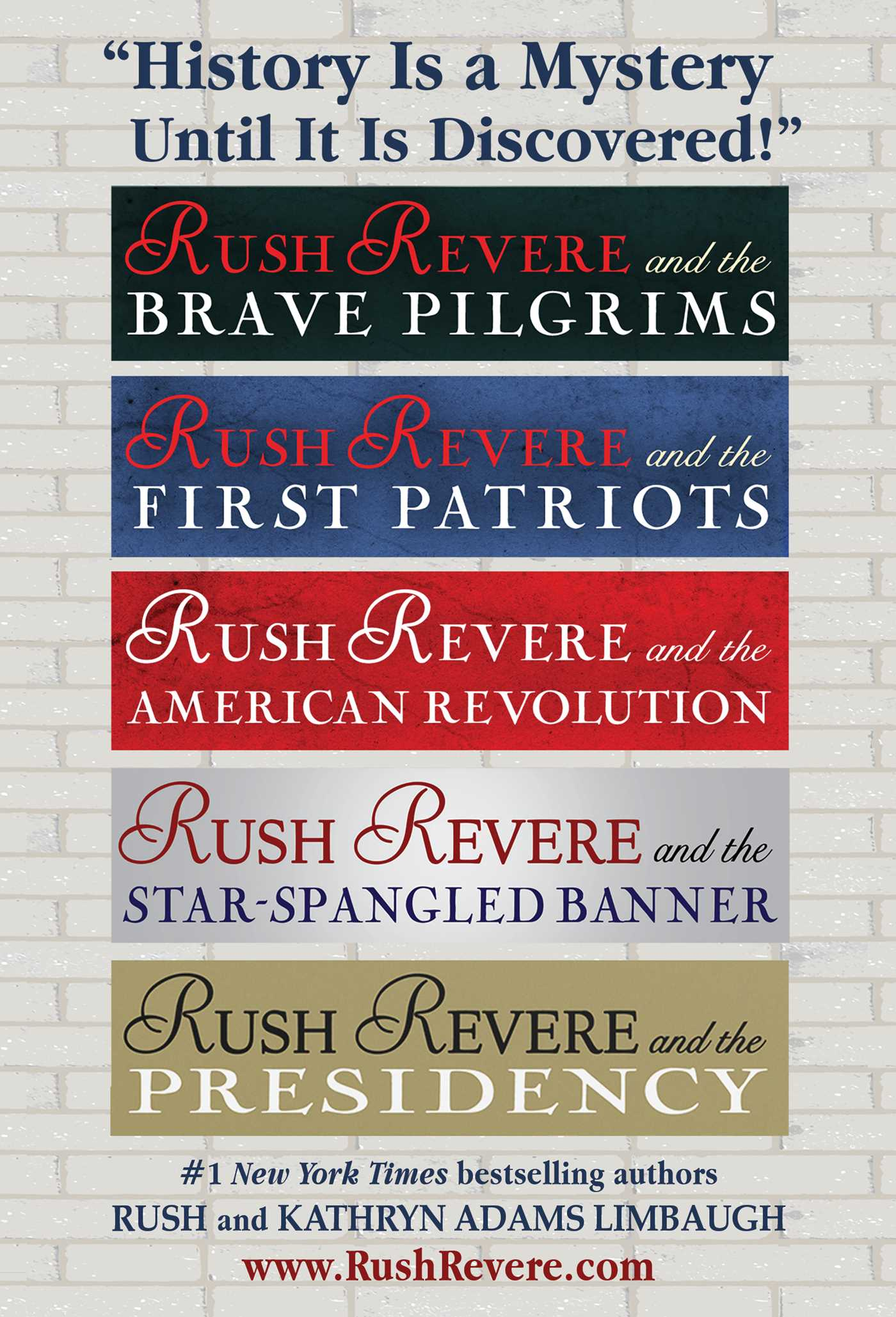 The incredible adventures of rush revere 9781501179990 hr back
