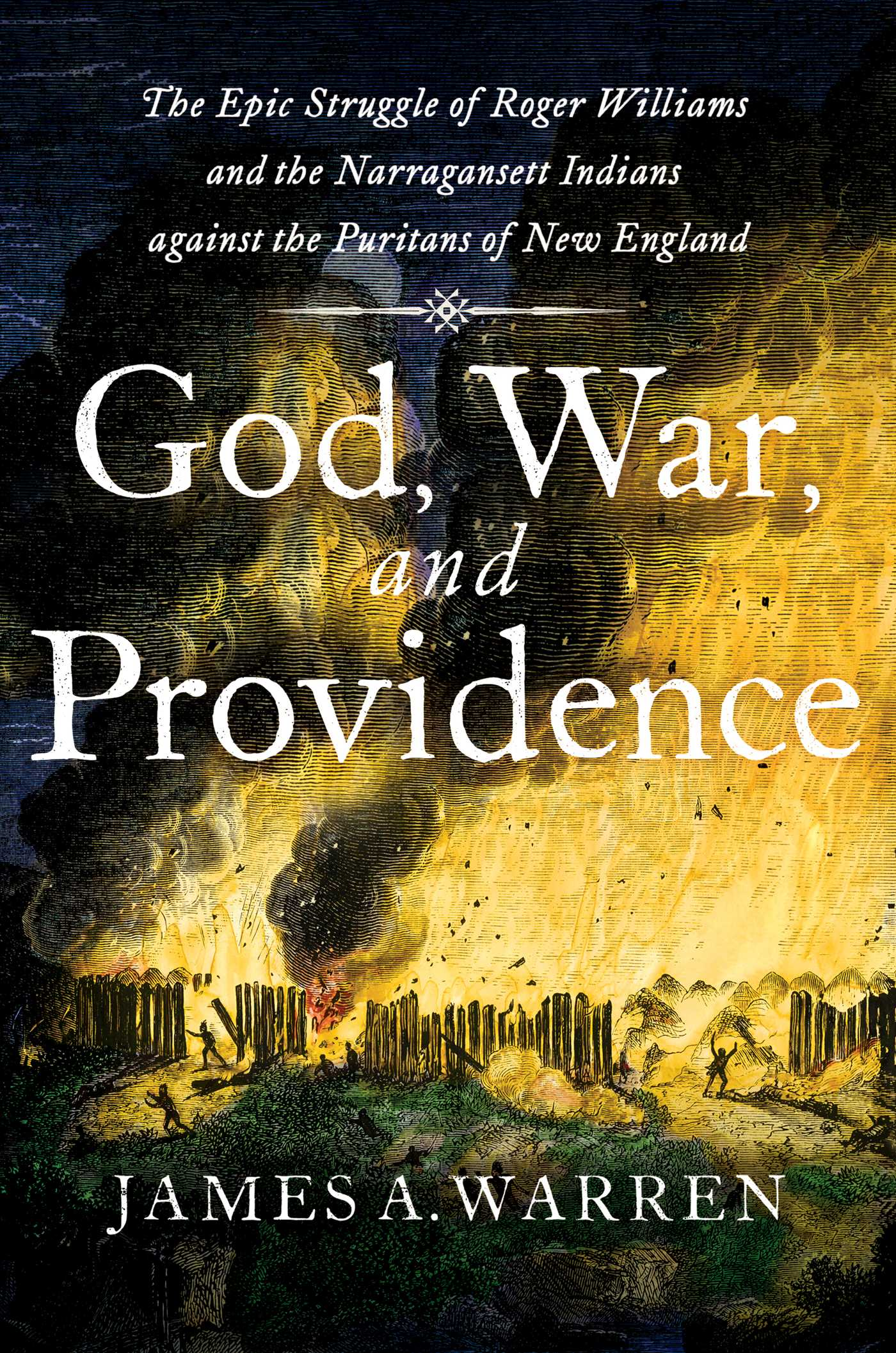 God war and providence 9781501180415 hr