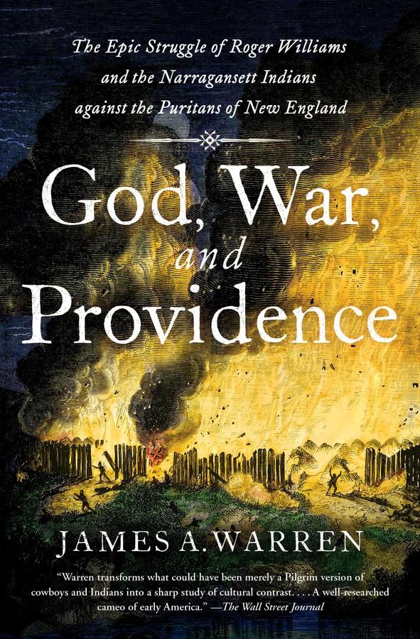 3b4bda3397a4e God, War, and Providence | Book by James A. Warren | Official ...