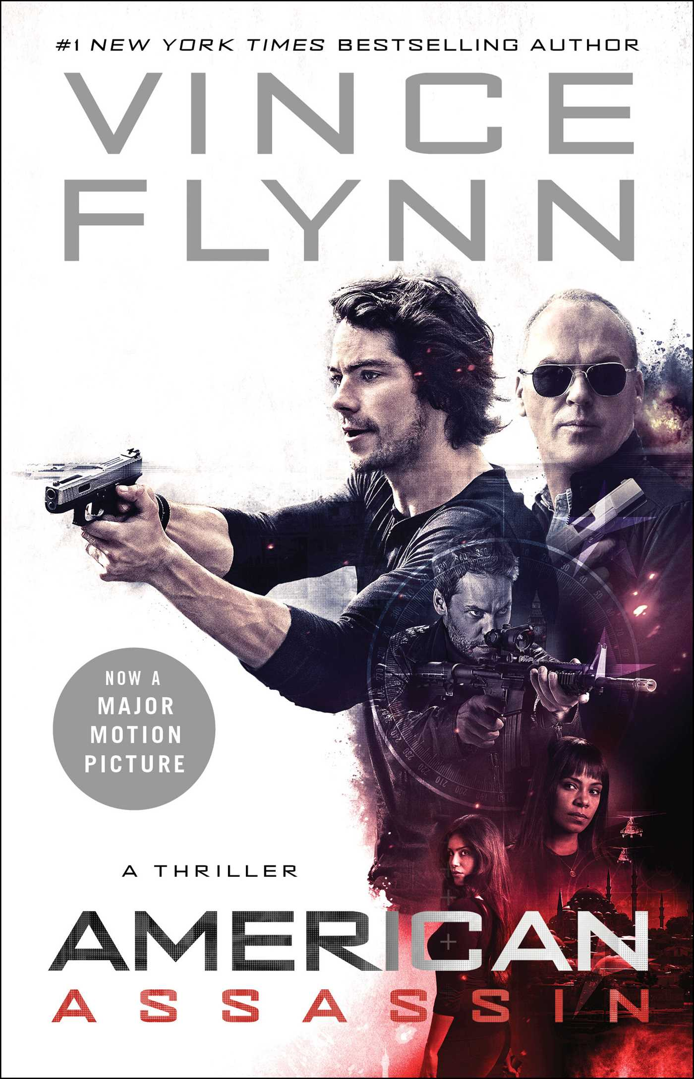 American assassin 9781501180491 hr