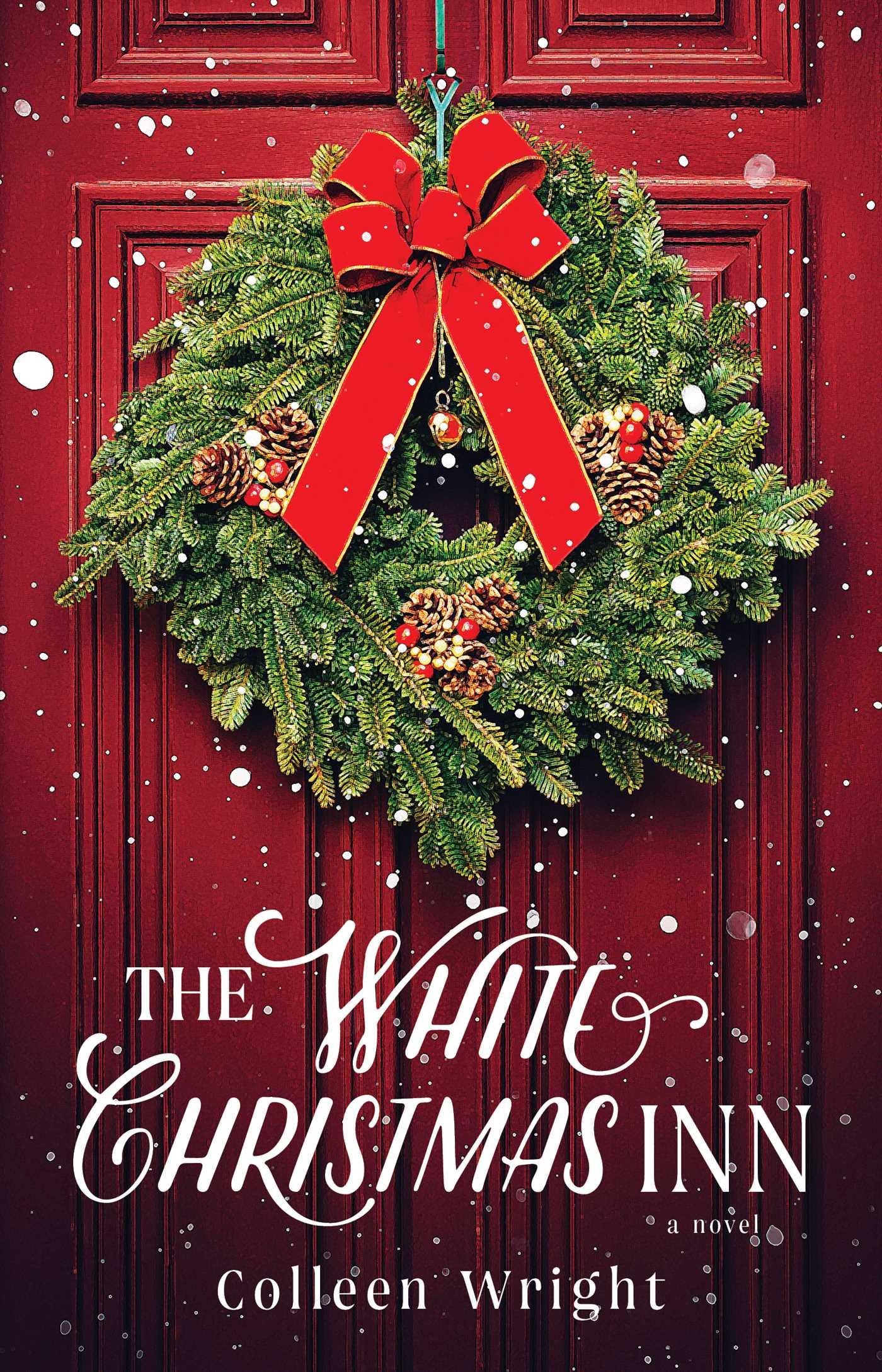 the white christmas inn 9781501180606 hr - The Christmas Inn