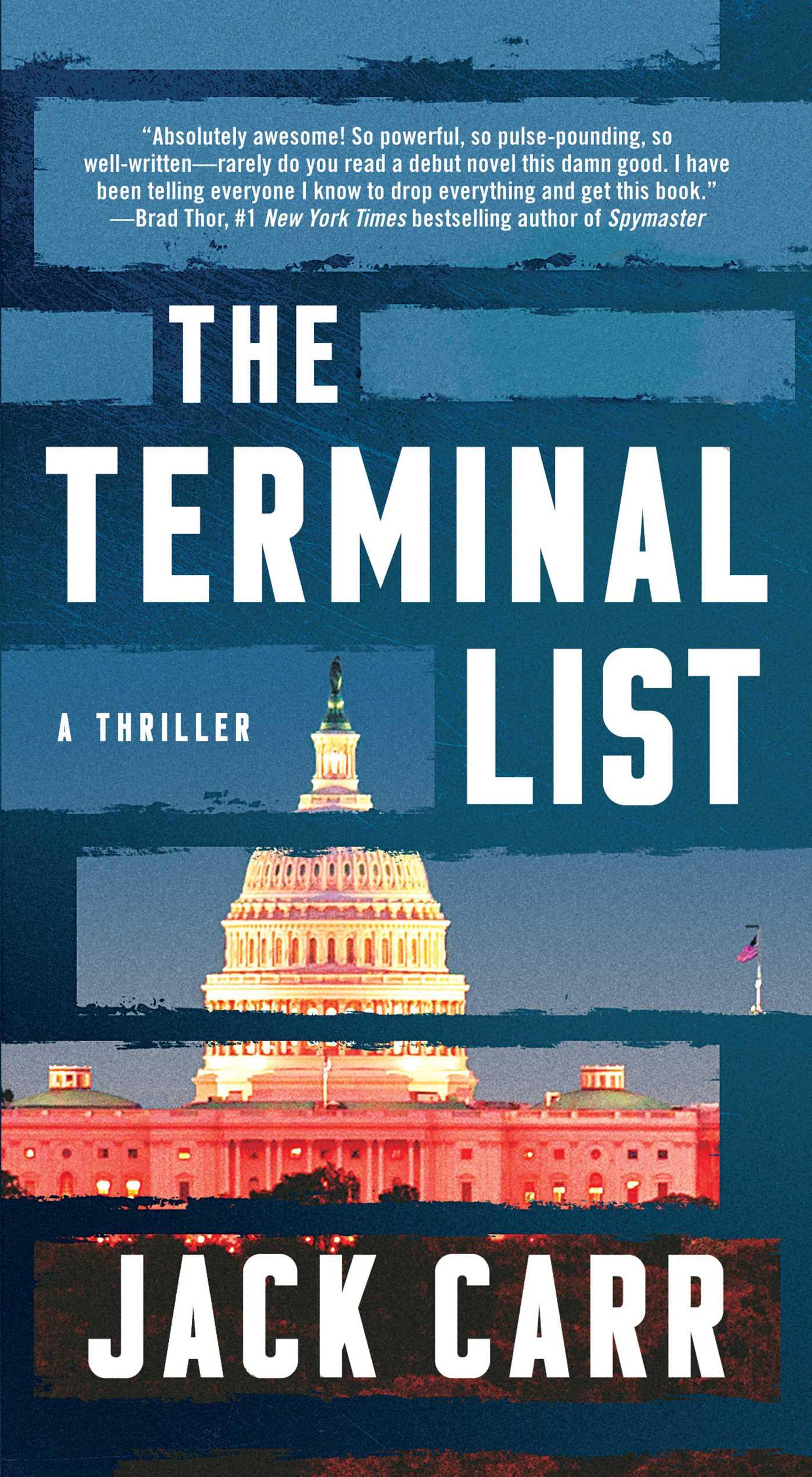 The terminal list 9781501180828 hr