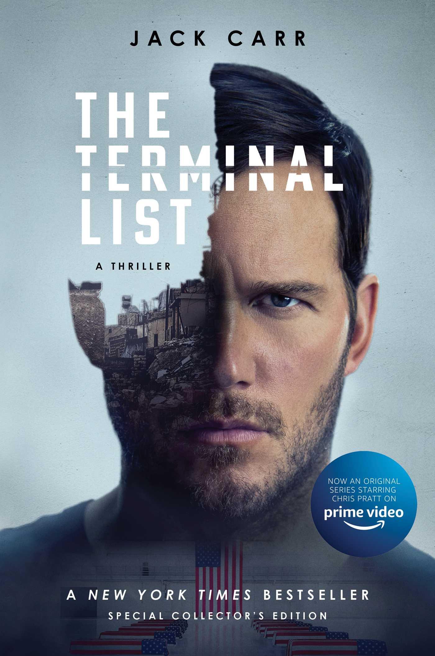 The terminal list 9781501180835 hr