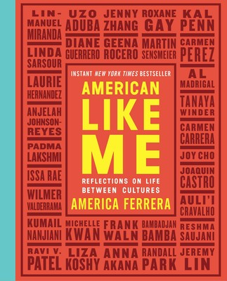 American Like Me | Book by America Ferrera | Official
