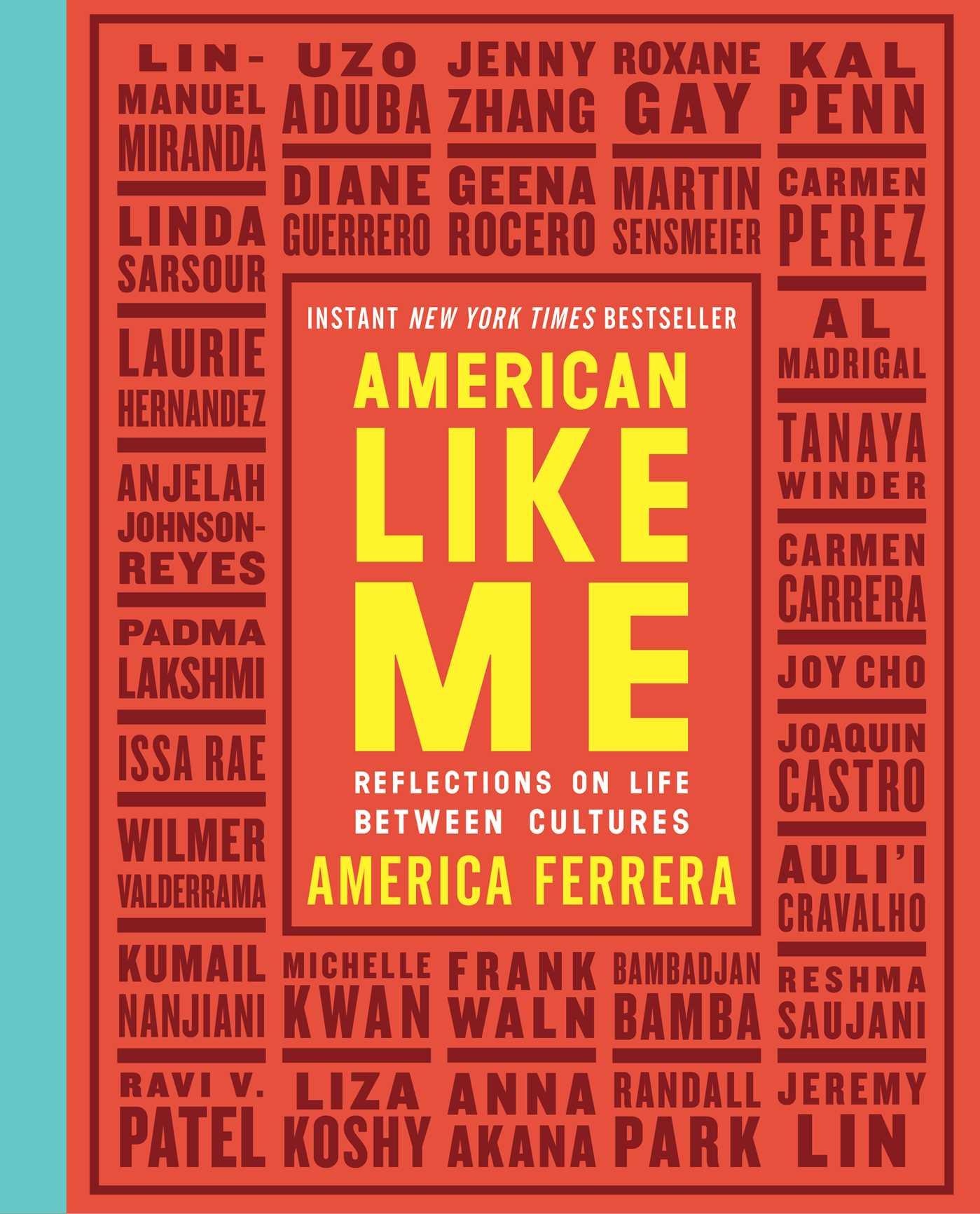 American like me 9781501180934 hr