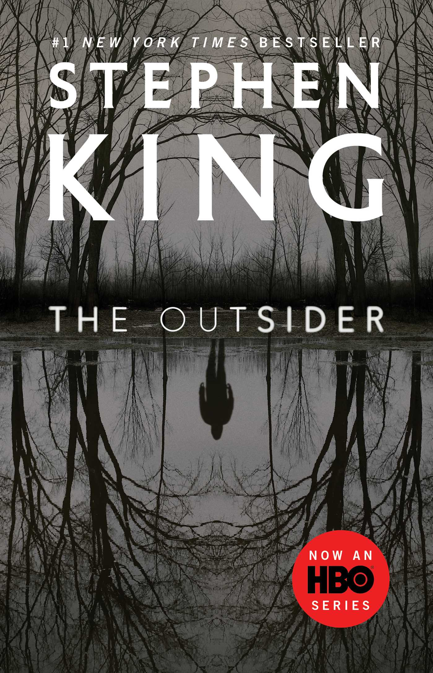 The outsider 9781501181016 hr