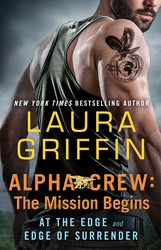 Alpha Crew: The Mission Begins book cover