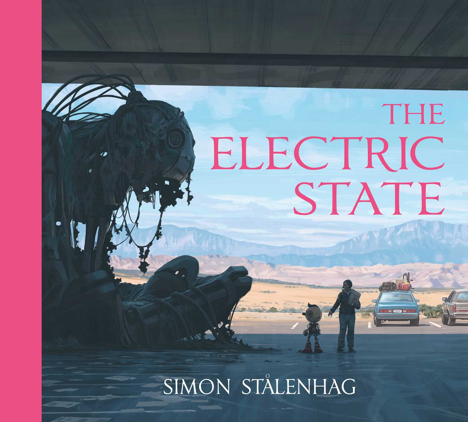 The electric state 9781501181436 hr