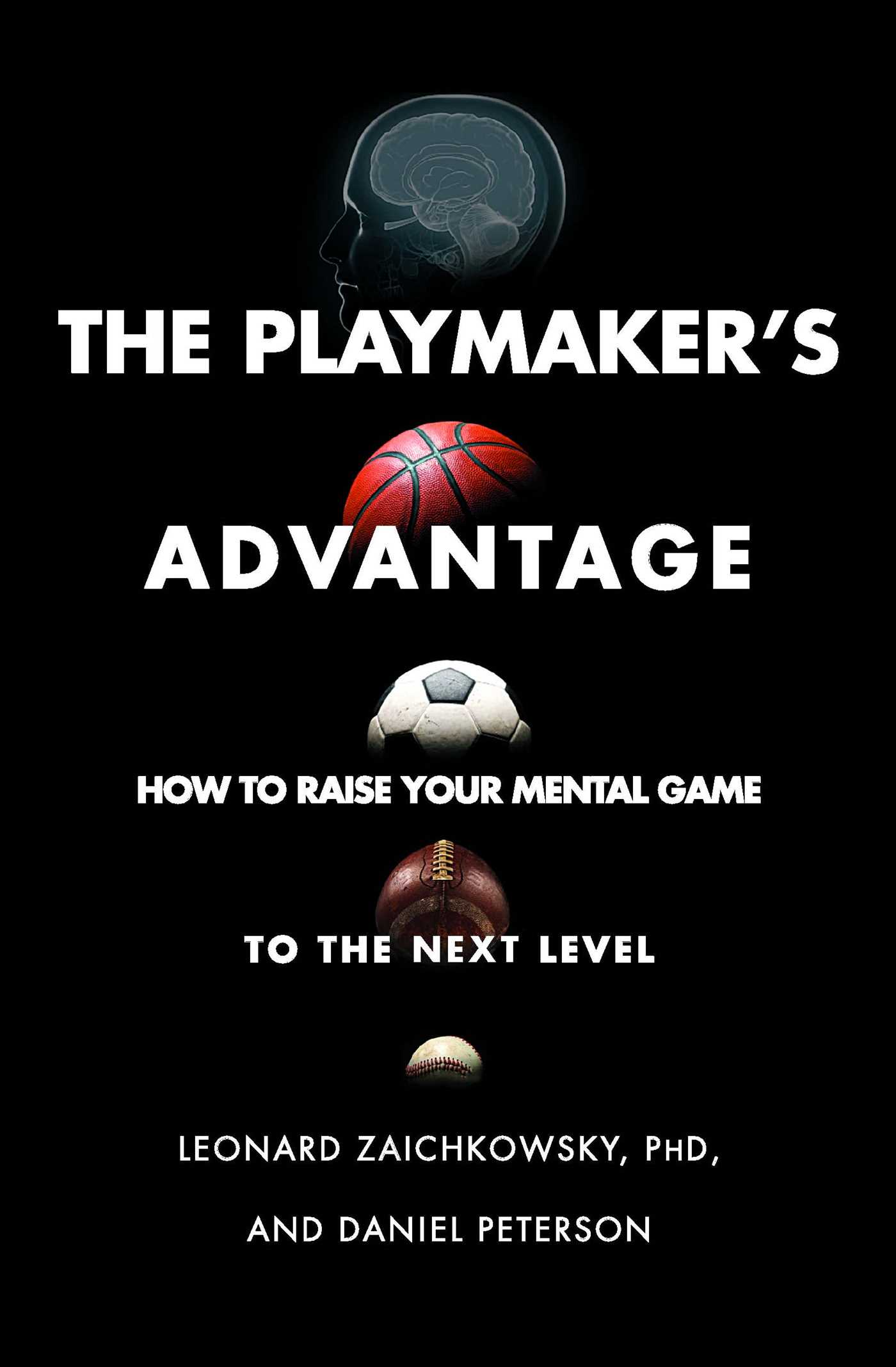 The playmakers advantage 9781501181887 hr