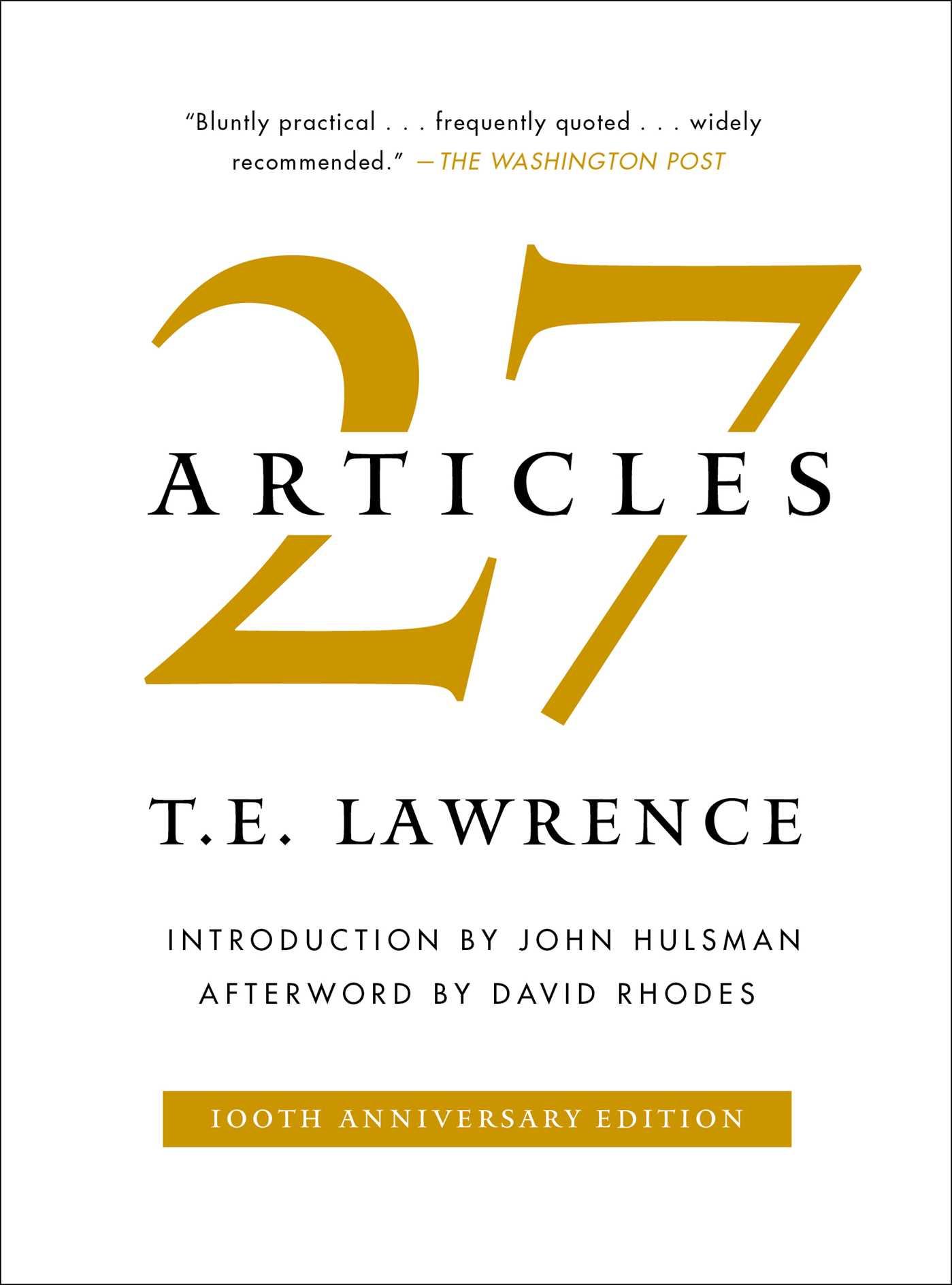 27 articles 9781501182006 hr