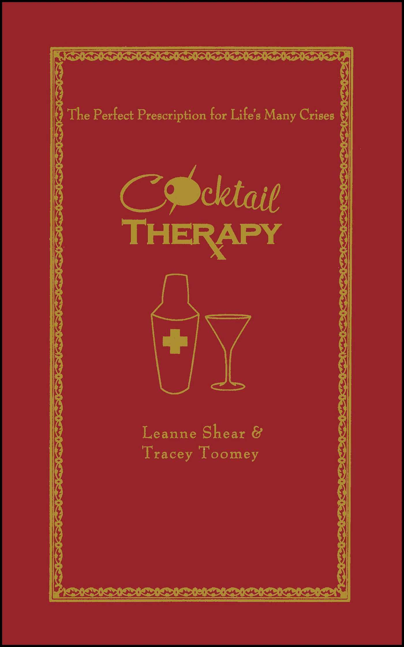 Cocktail therapy 9781501182235 hr