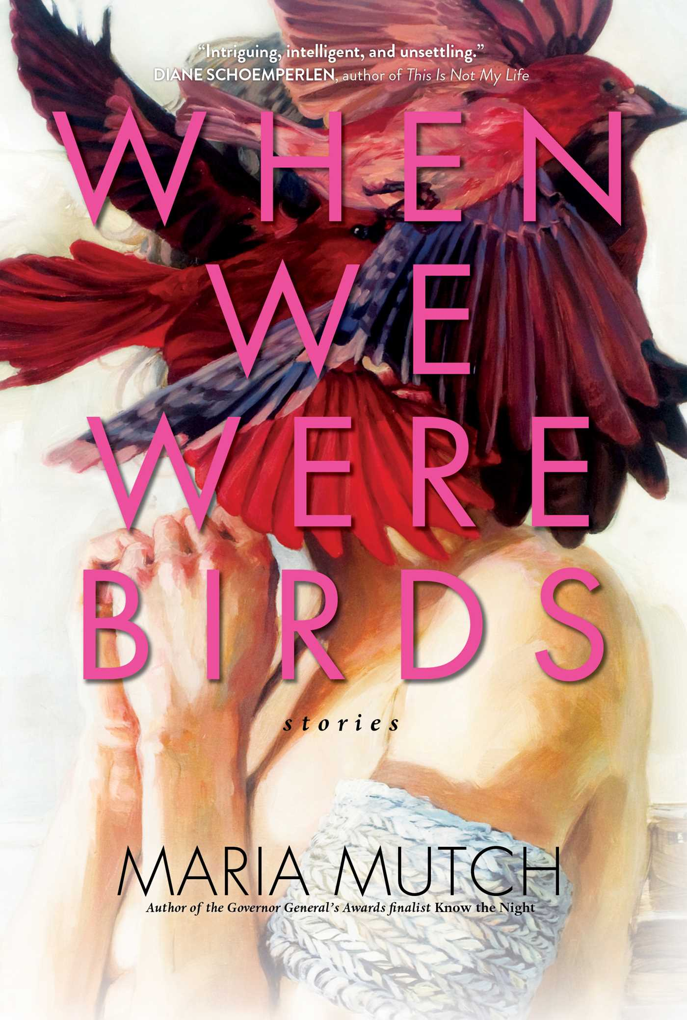 When we were birds 9781501182792 hr