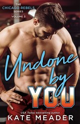 Undone By You book cover