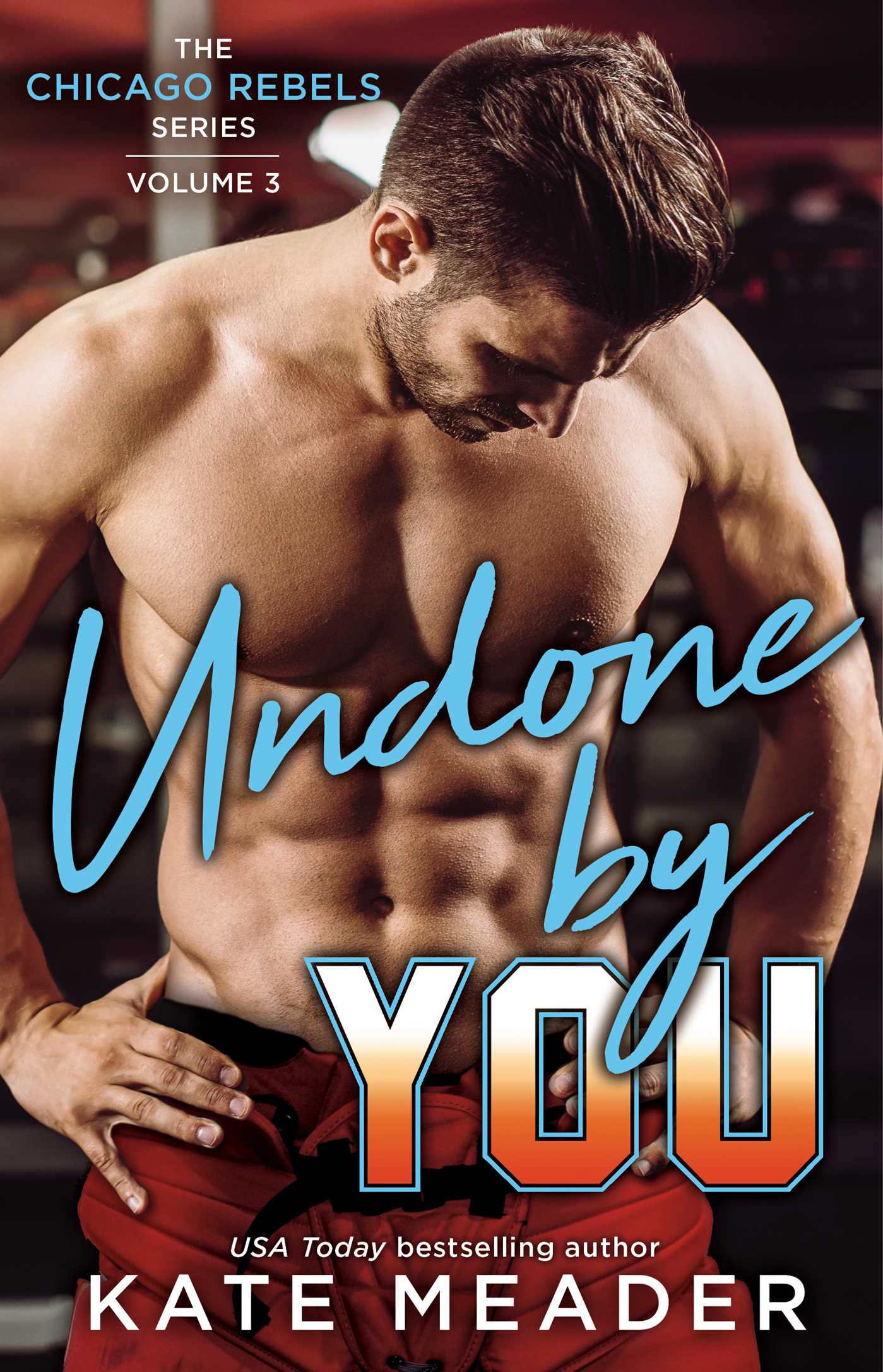 Undone by you 9781501182907 hr