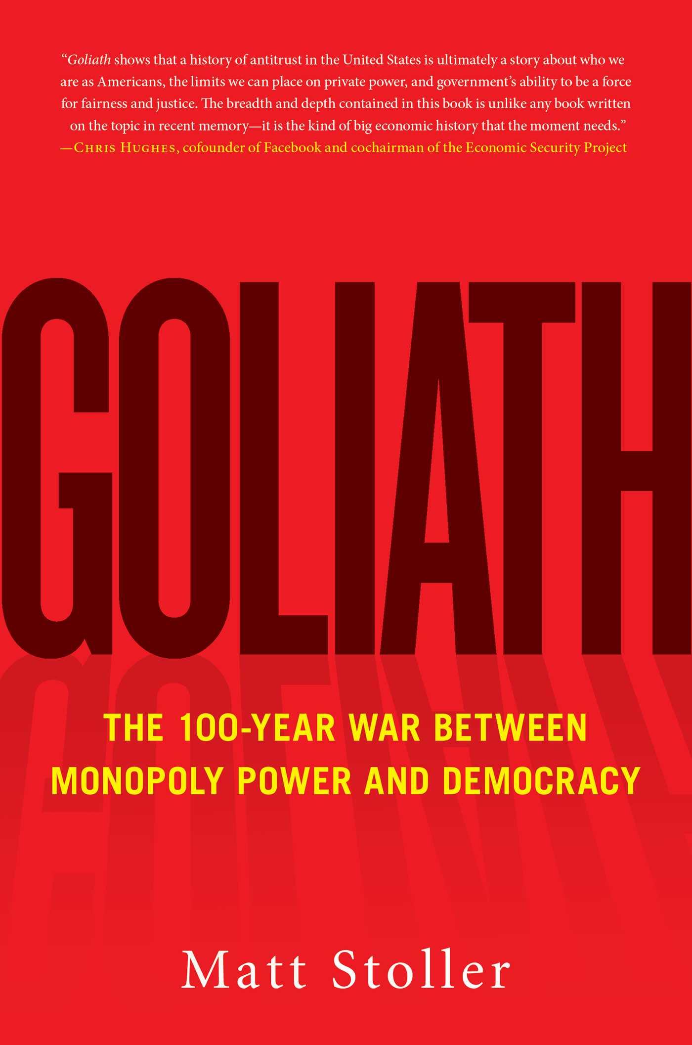 Goliath 9781501183089 hr