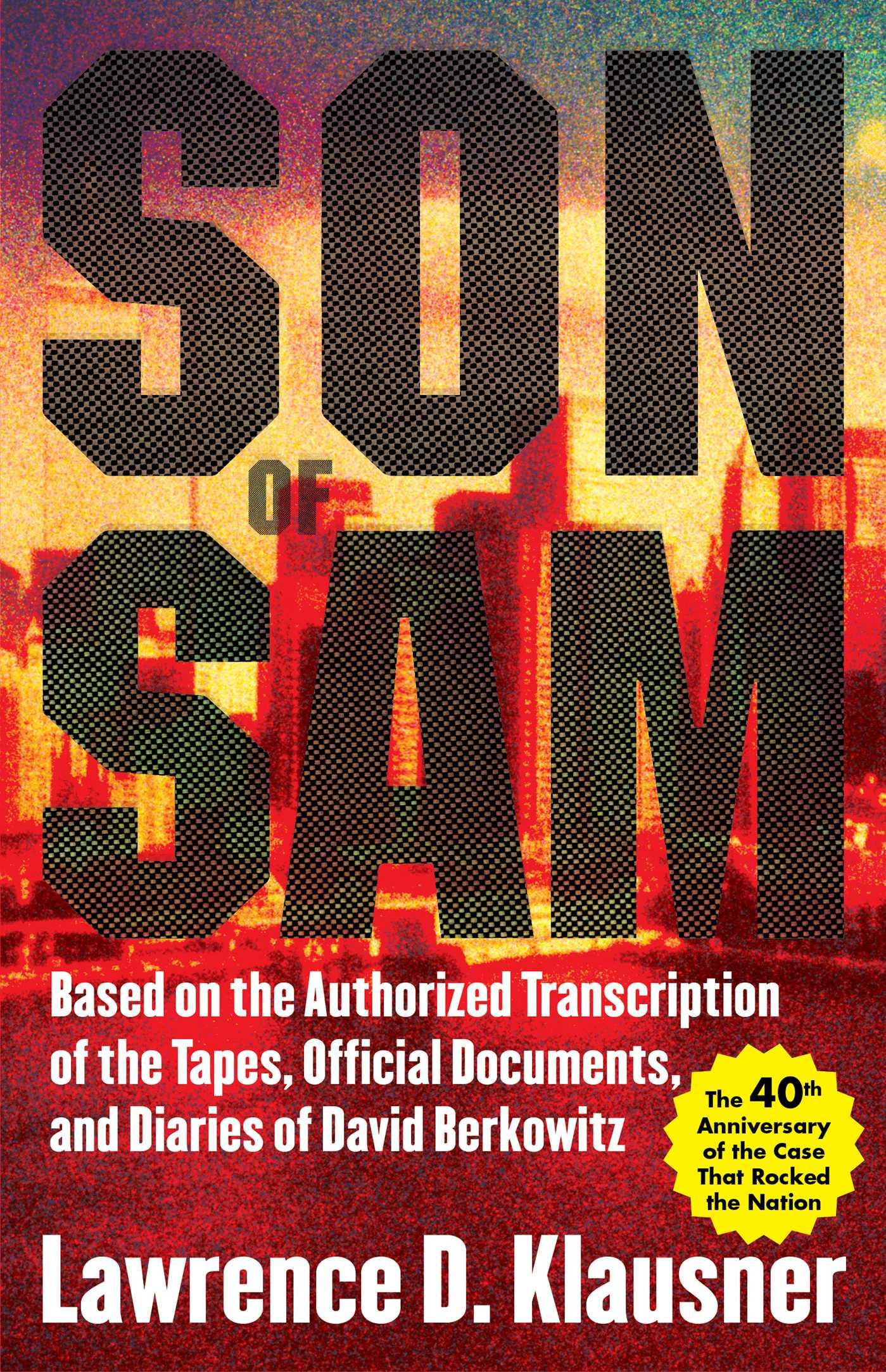 Son of sam 9781501183805 hr