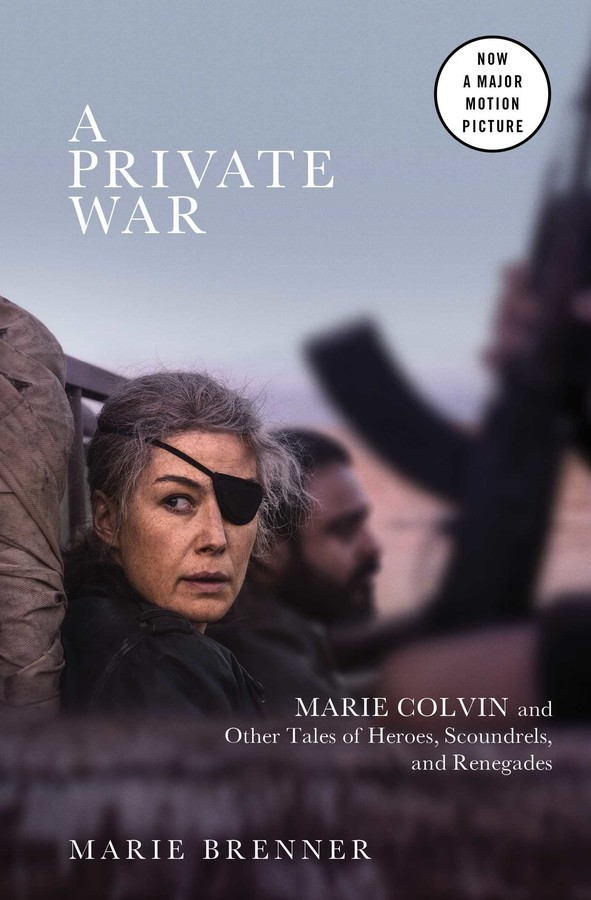 A Private War | Book by Marie Brenner | Official Publisher Page