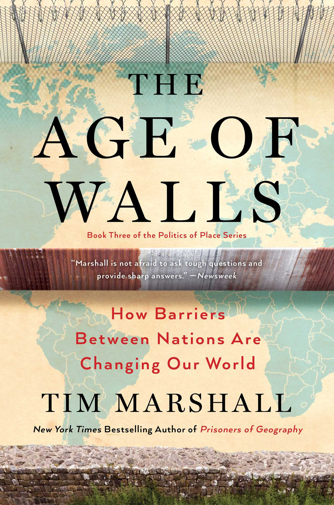 The age of walls 9781501183904 hr