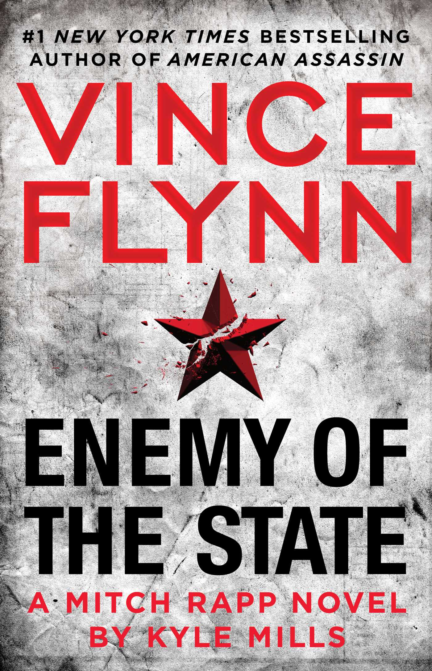 Enemy of the state 9781501184192 hr