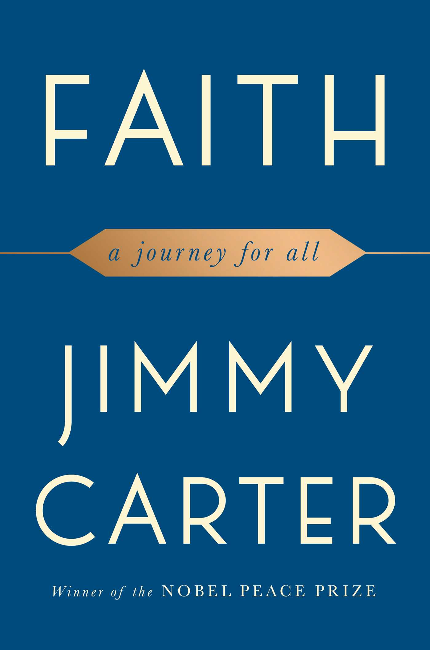 faith book by jimmy carter official publisher page simon