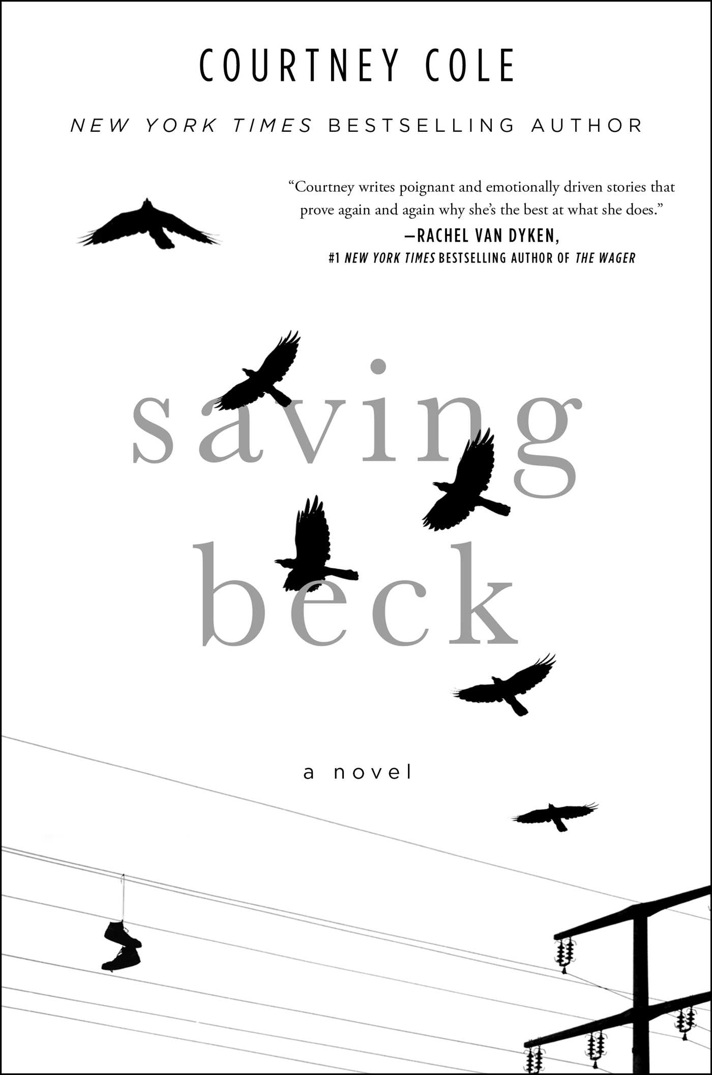 Saving beck 9781501184529 hr