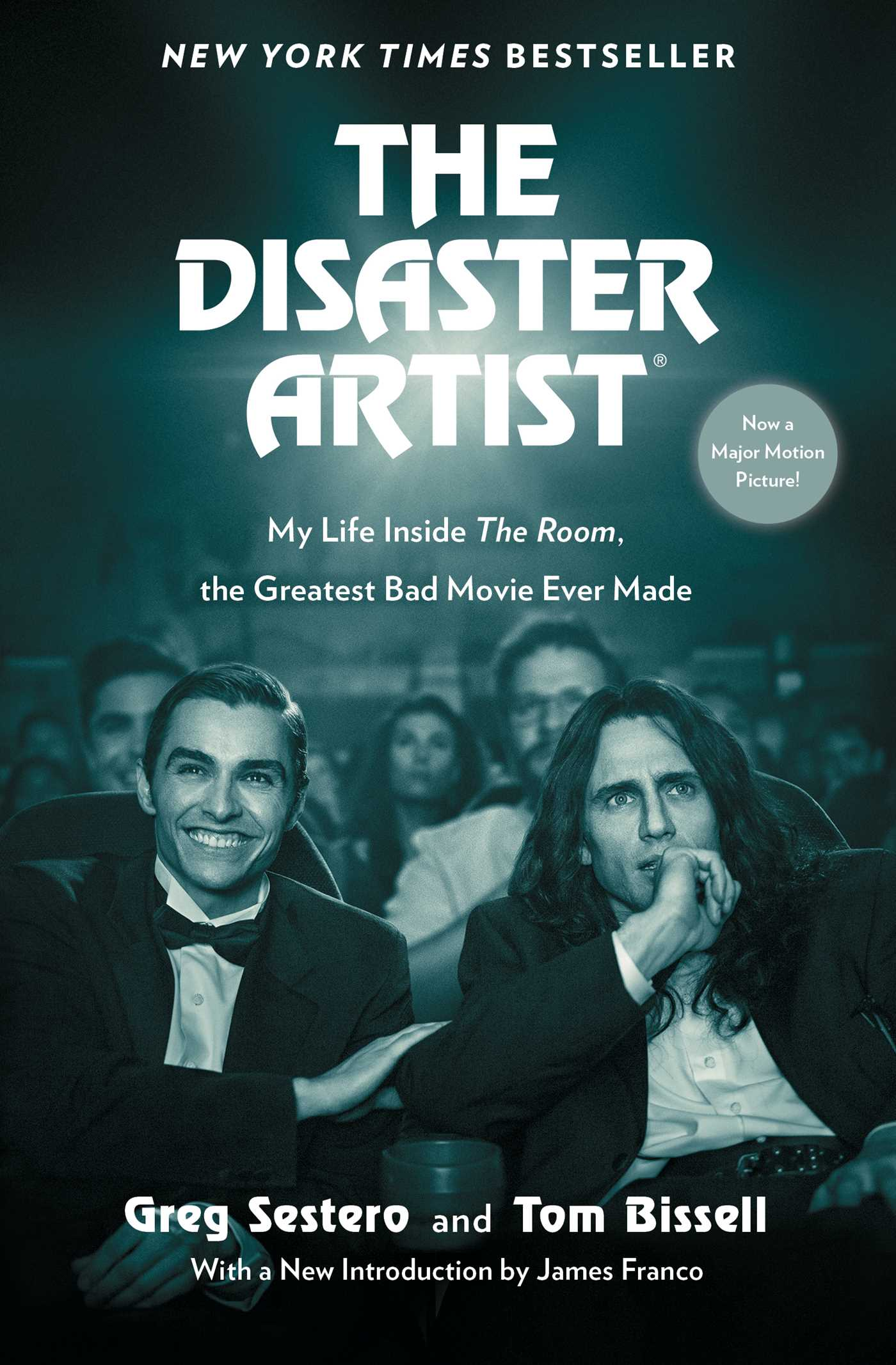 The disaster artist 9781501184659 hr