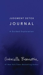 Judgment Detox Journal book cover