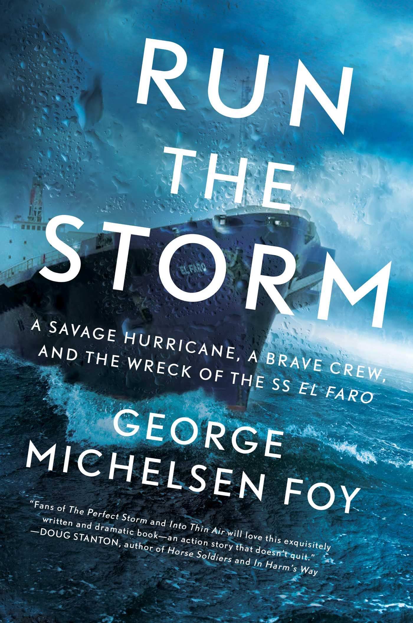 Run the storm 9781501184895 hr