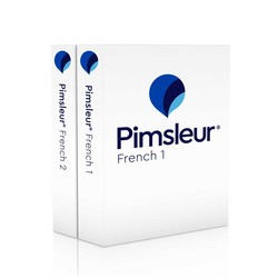 Pimsleur French Levels 1-2 CD