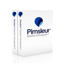 Pimsleur Portuguese (Brazilian) Levels 1-2 CD